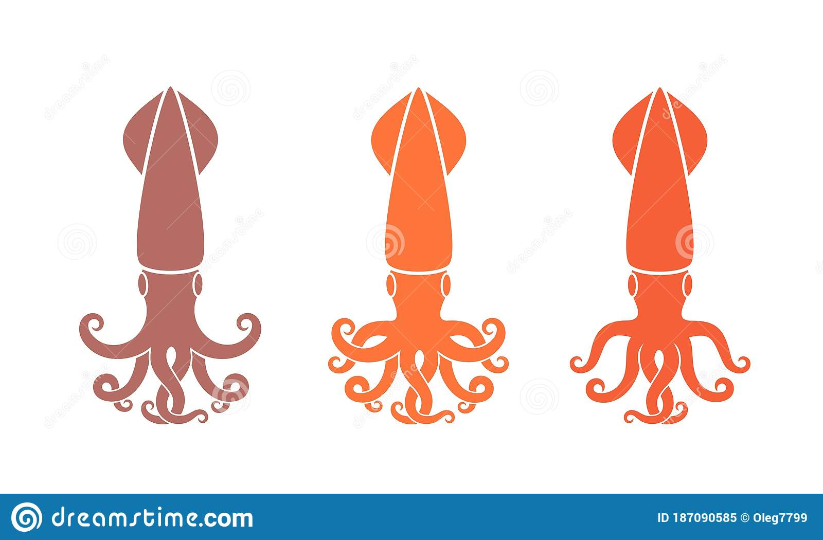 squid logo isolated squid on white background stock vector illustration of meat pharaoh 187090585 squid logo isolated squid on white background stock vector illustration of meat pharaoh 187090585