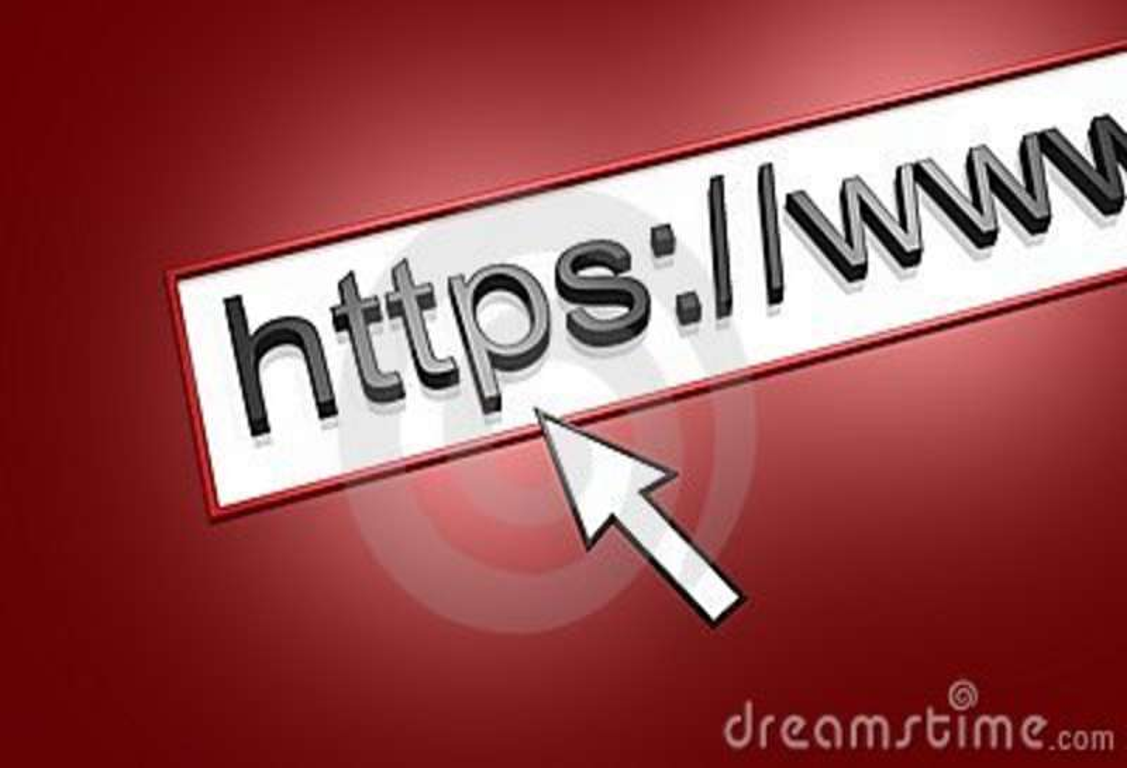 Web Address Http Stock Photo - Image: 6481710
