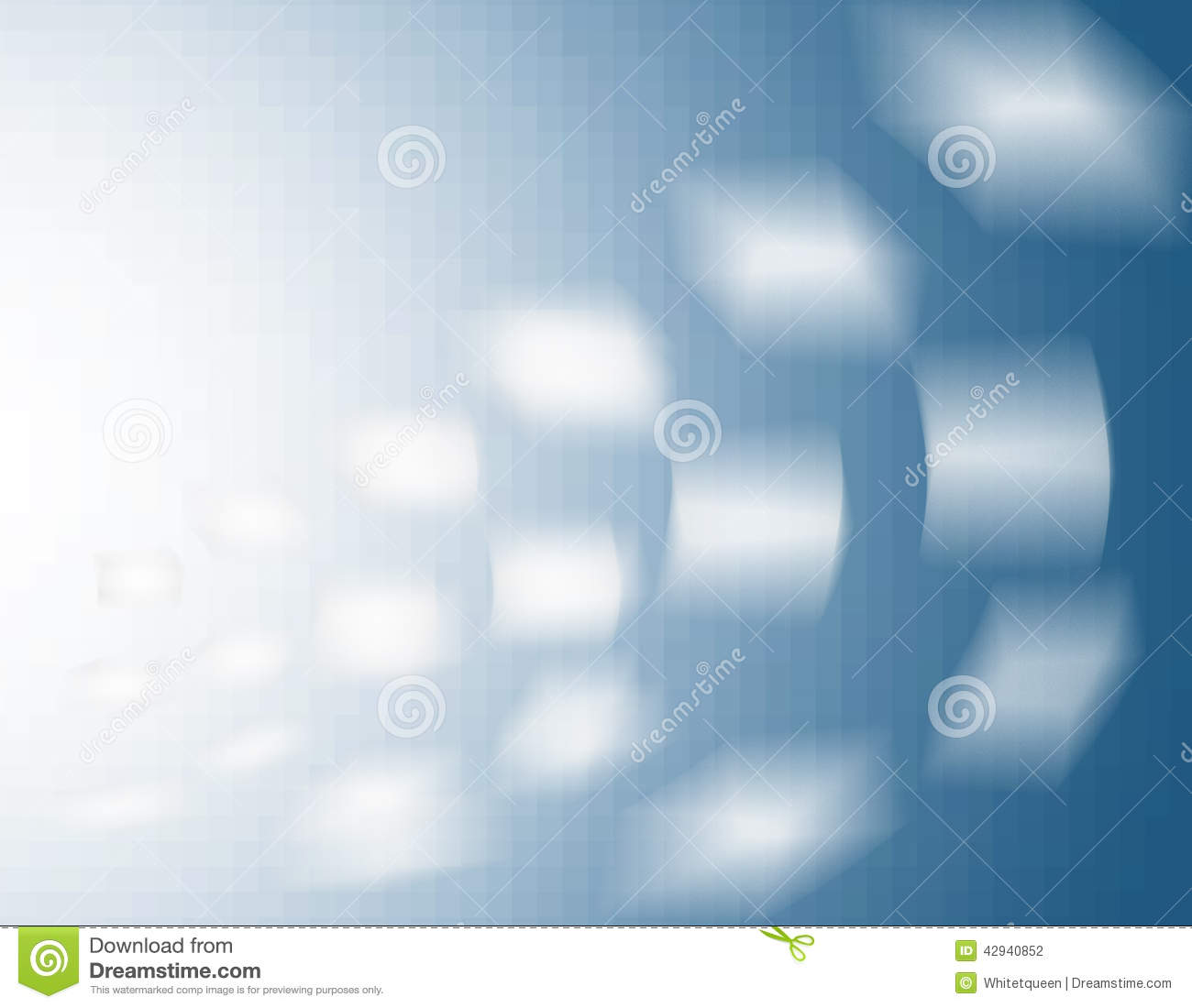Wallpapers, the background for the website or for display in shades of blue with subtle nuancesand dynamic squares and blur effects.