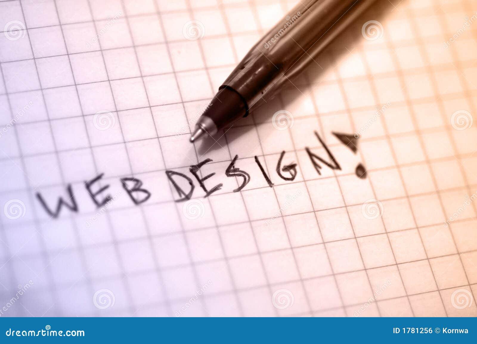 Web Design Royalty Free Stock Image - Image: 1781256