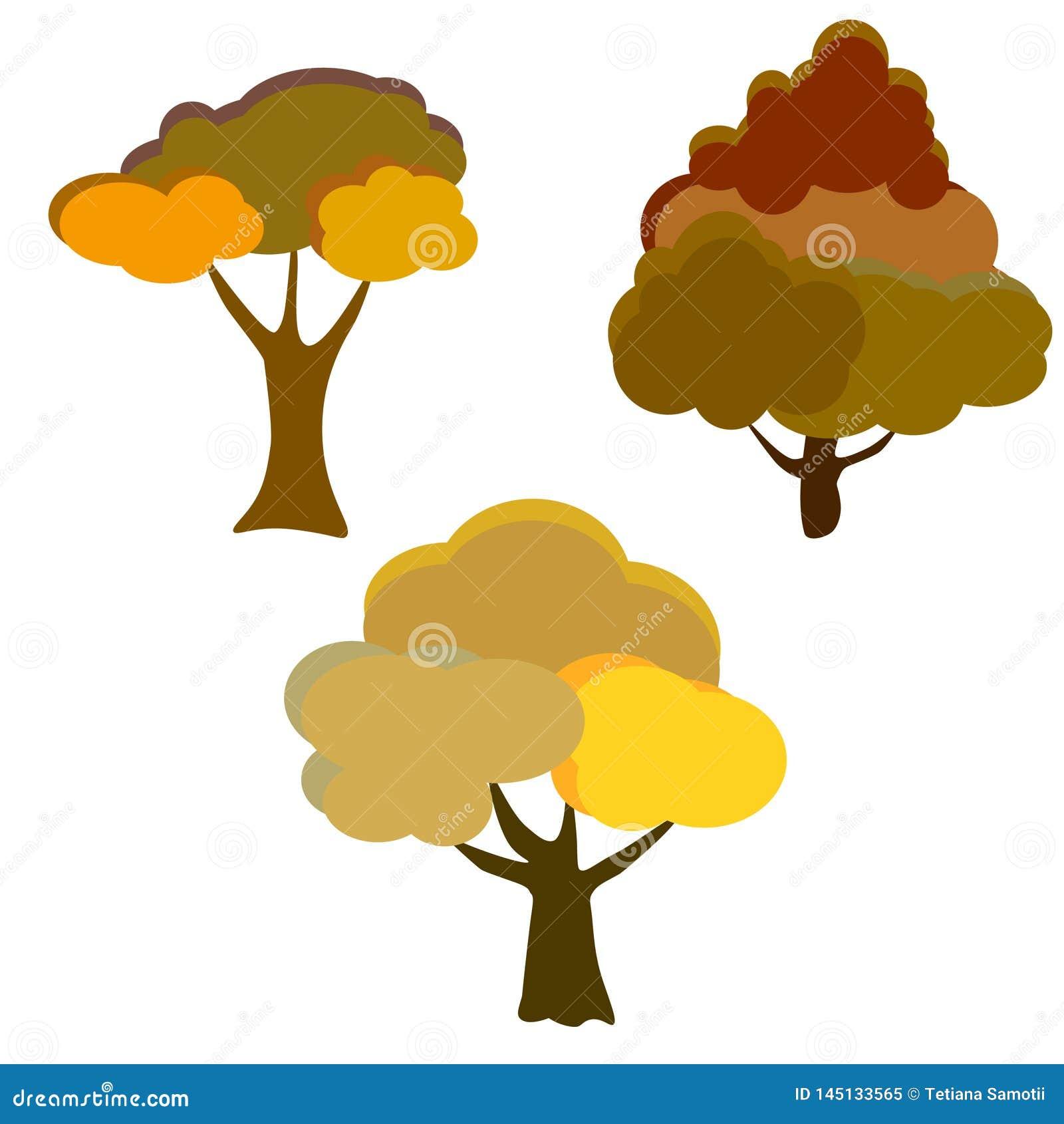 Web Fond d arbre d automne