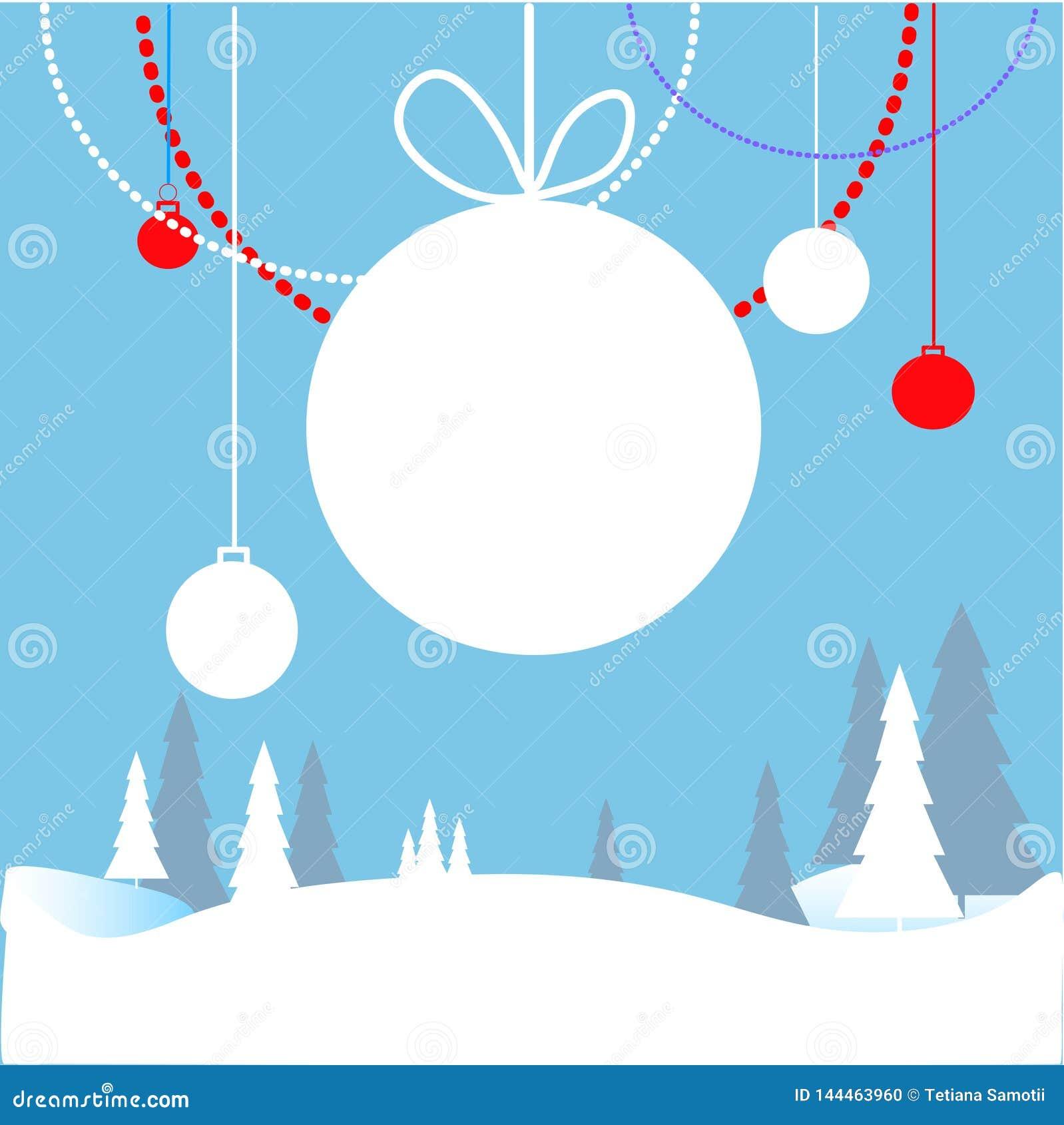Web Frohe und helle Weihnachten frohe Feiertage guten Rutsch ins Neue Jahr-Grußkarten