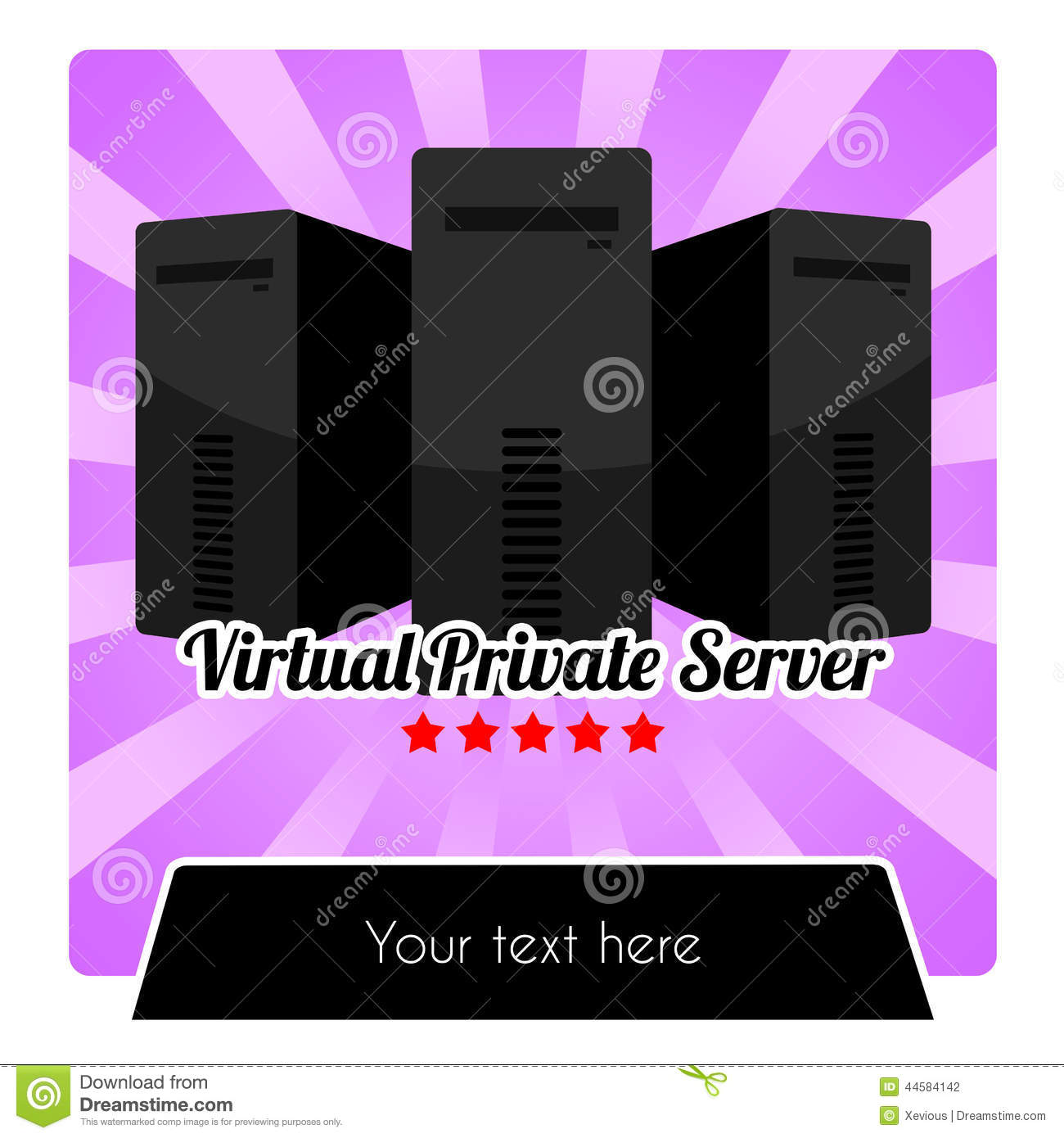 Web Hosting Virtual Private Server
