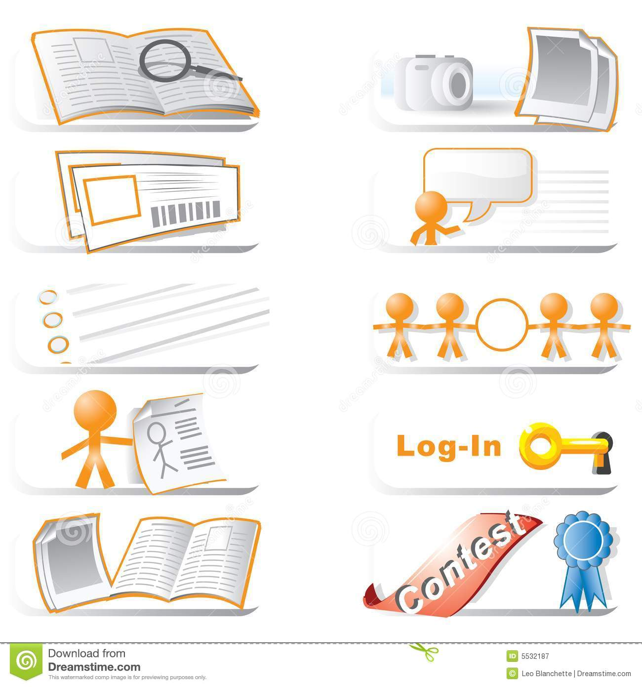 clipart icon collection - photo #17