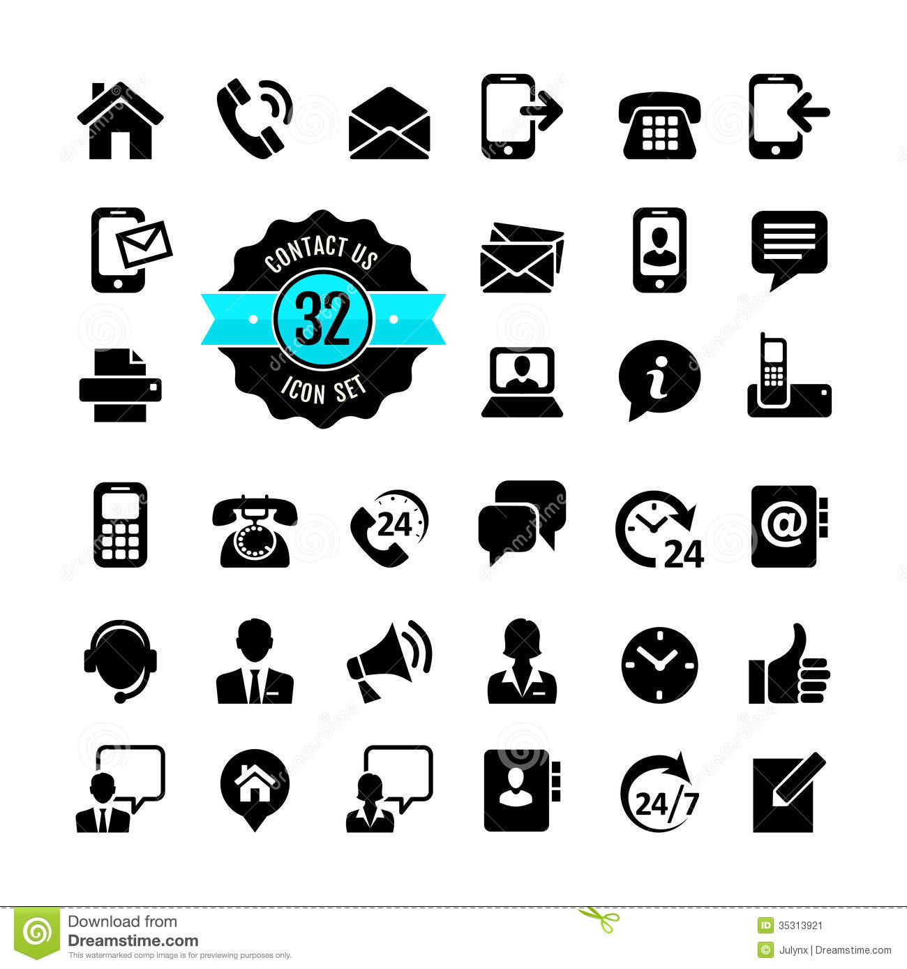 Business card vector icons home phone address telephone fax web icon set contact us stock image magicingreecefo Gallery