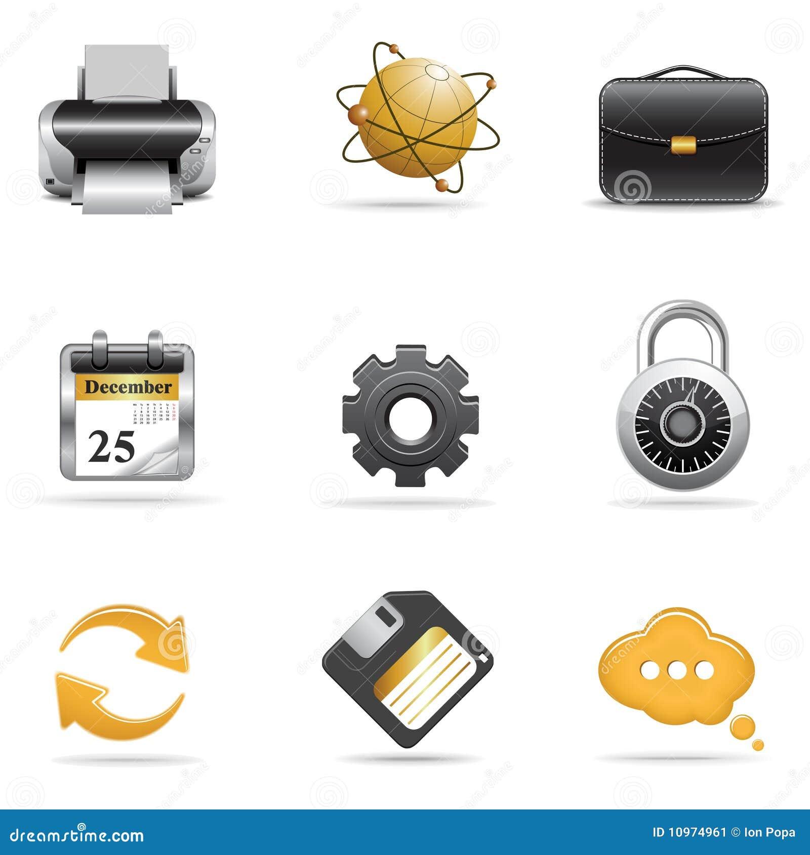 Web-Ikonen set2