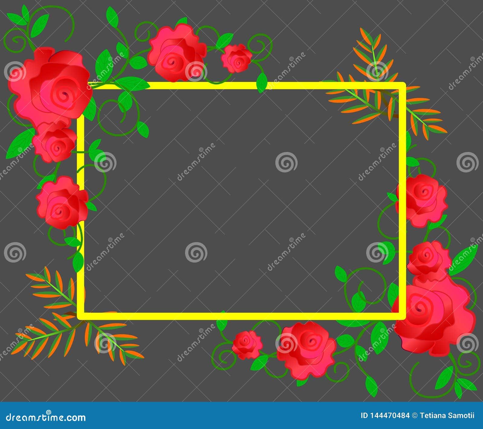 Web Invitación de la boda, gracias tarjeta, ahorre las tarjetas de fecha con las rosas rojas, rosadas y blancas EPS 10
