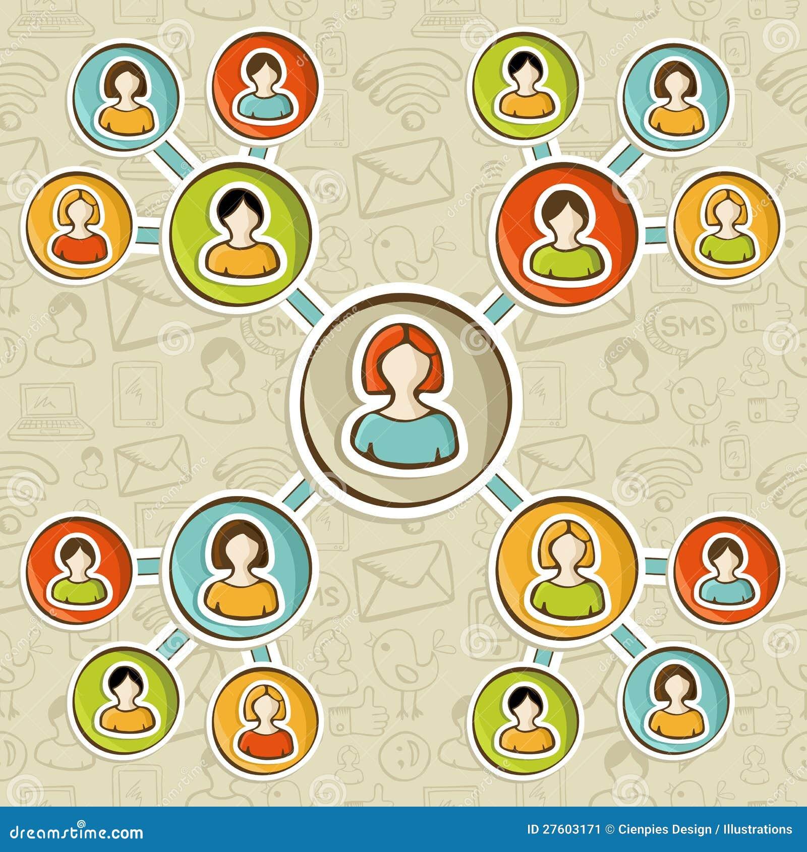 Web marketing diagram stock vector illustration of data 27603171 ccuart Choice Image