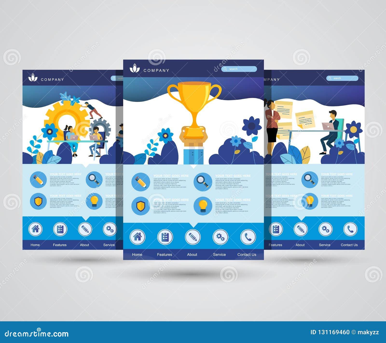 web development company business plan