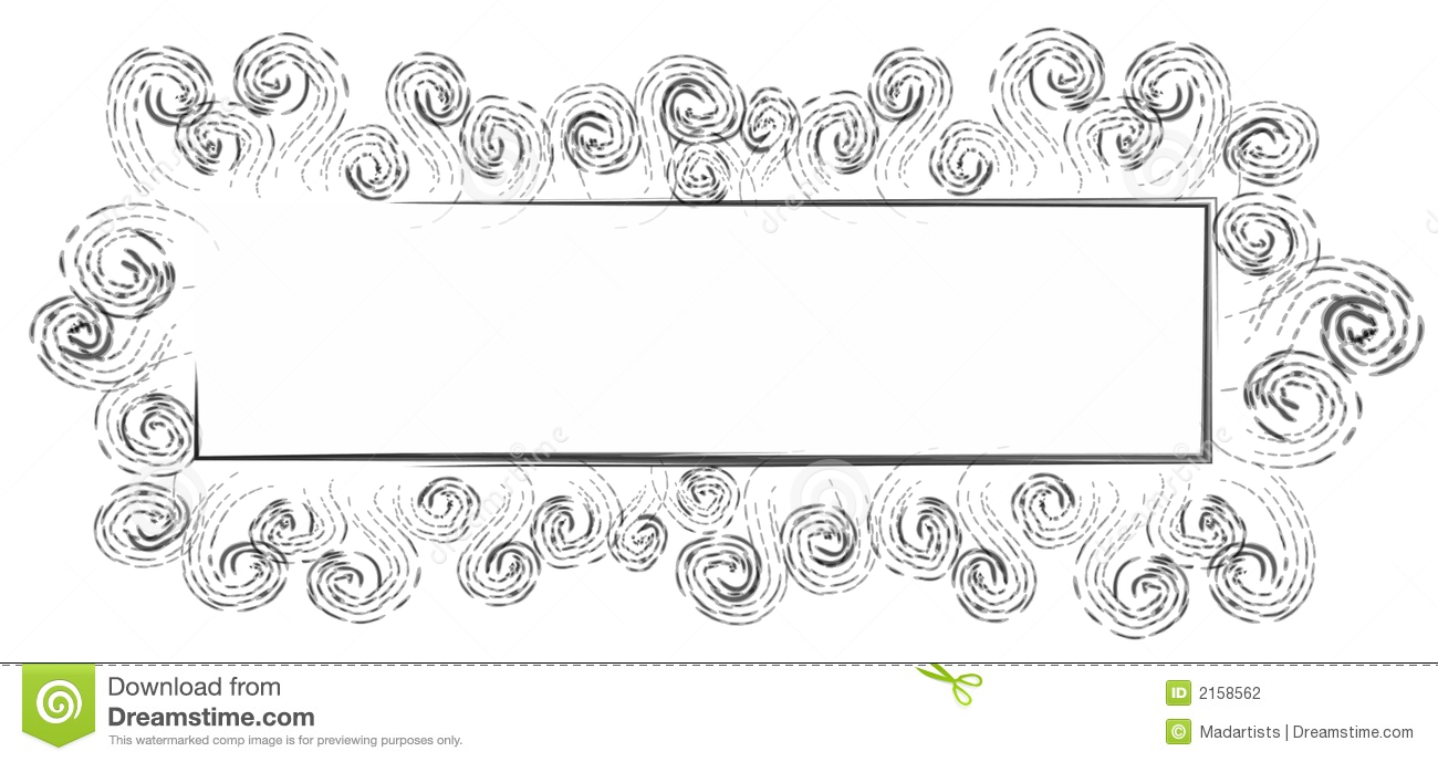 web page logo black swirls stock illustration illustration of