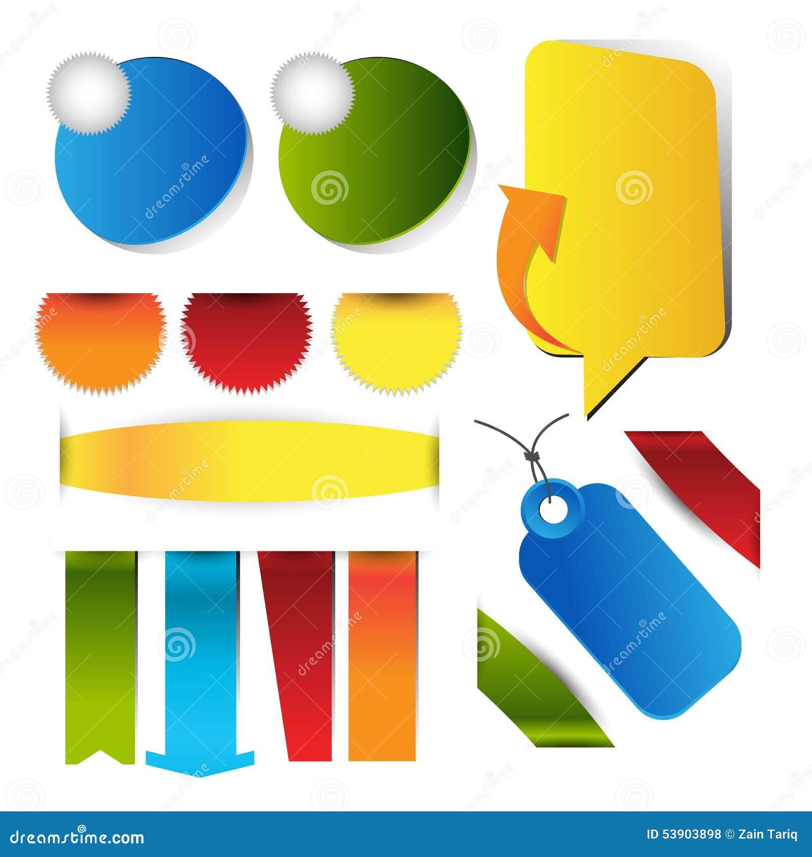 Web Sale/discount/offer/deal Badge,header,label,tag Or Banner ...