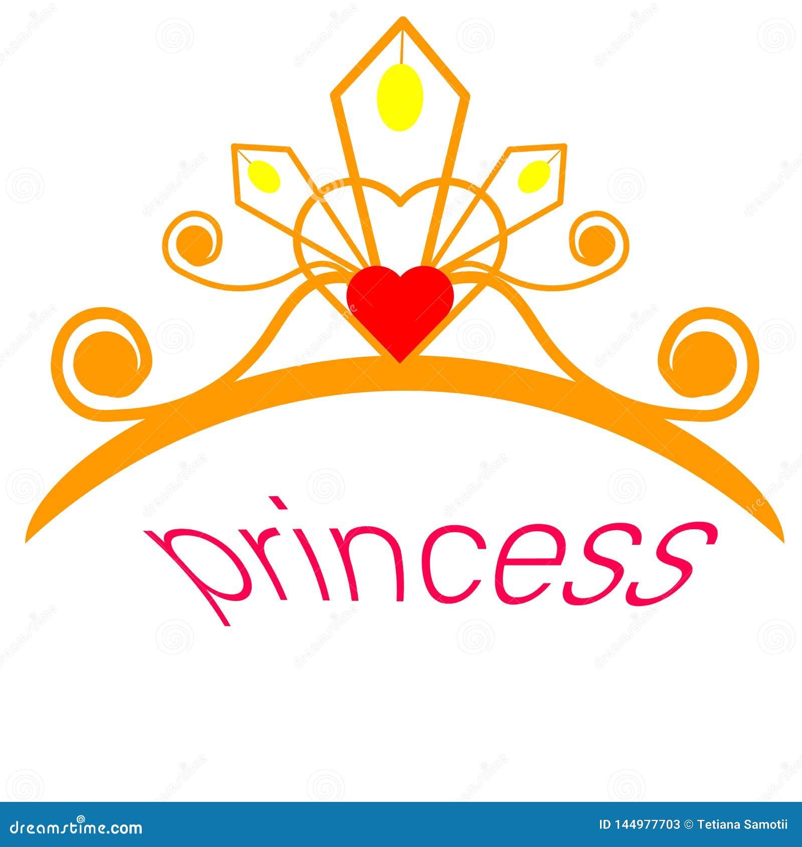 Web Schitterend Diadeem Gouden die tiara op zwarte achtergrond wordt ge?soleerd Vector illustratie