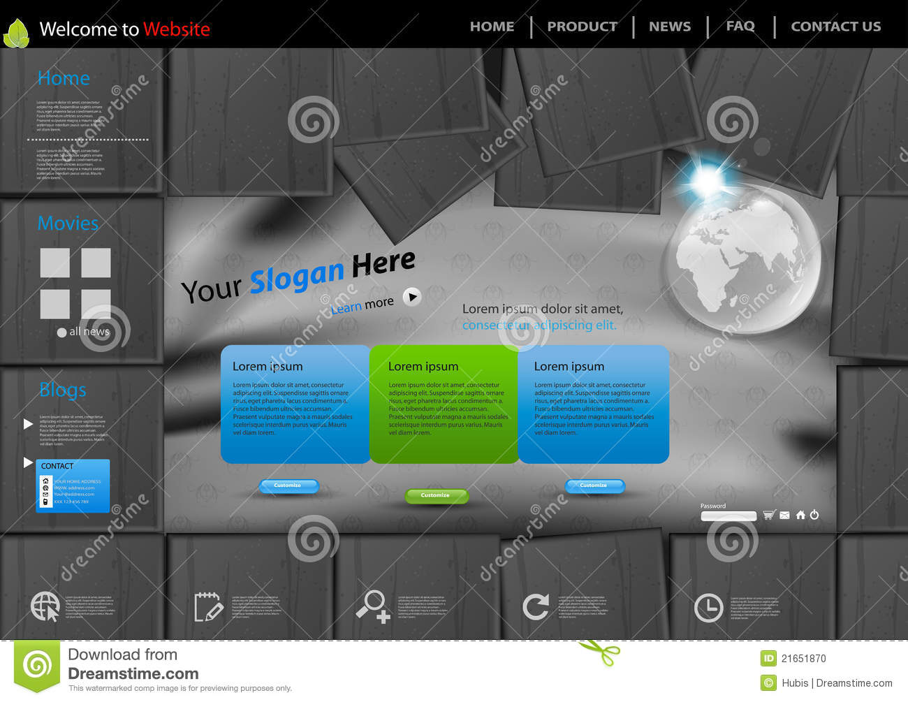Http Image 21650032 Logistic Cargo Shipping Origami Sword Diagram Wwworigamiguidecom Origamiwolfhtml Web Site Globe Template 21651870