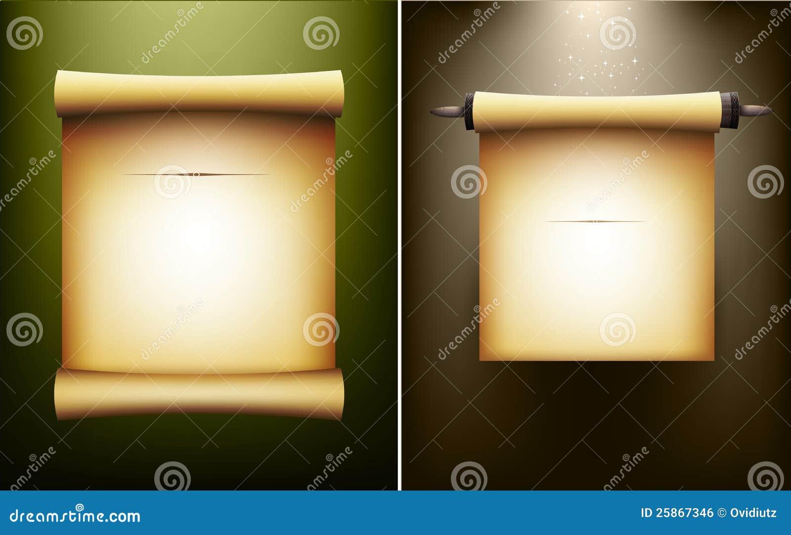Web Site Paper Design Template Stock Vector Image 25867346  Paper Design Template