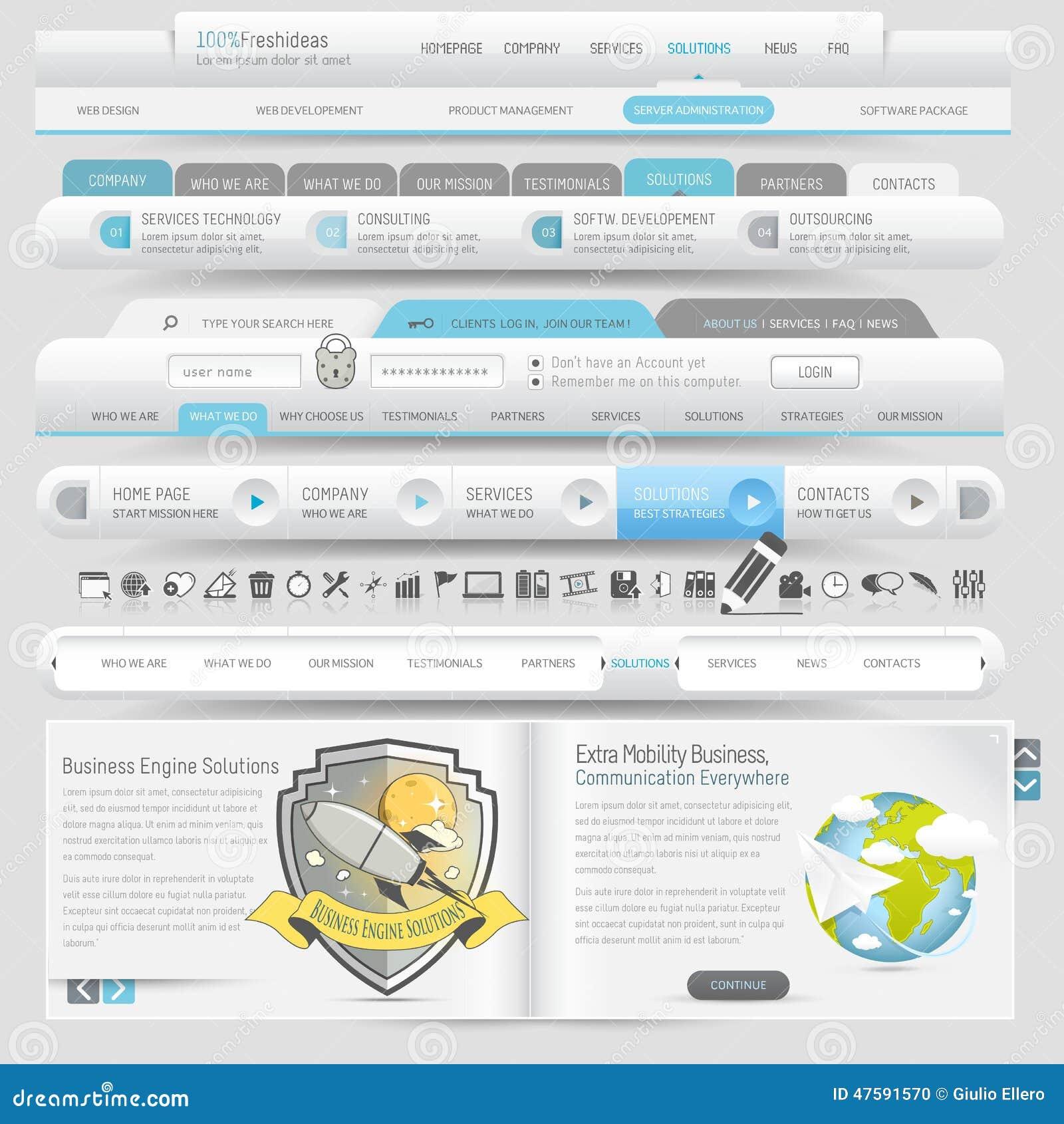 Web site navigation essay