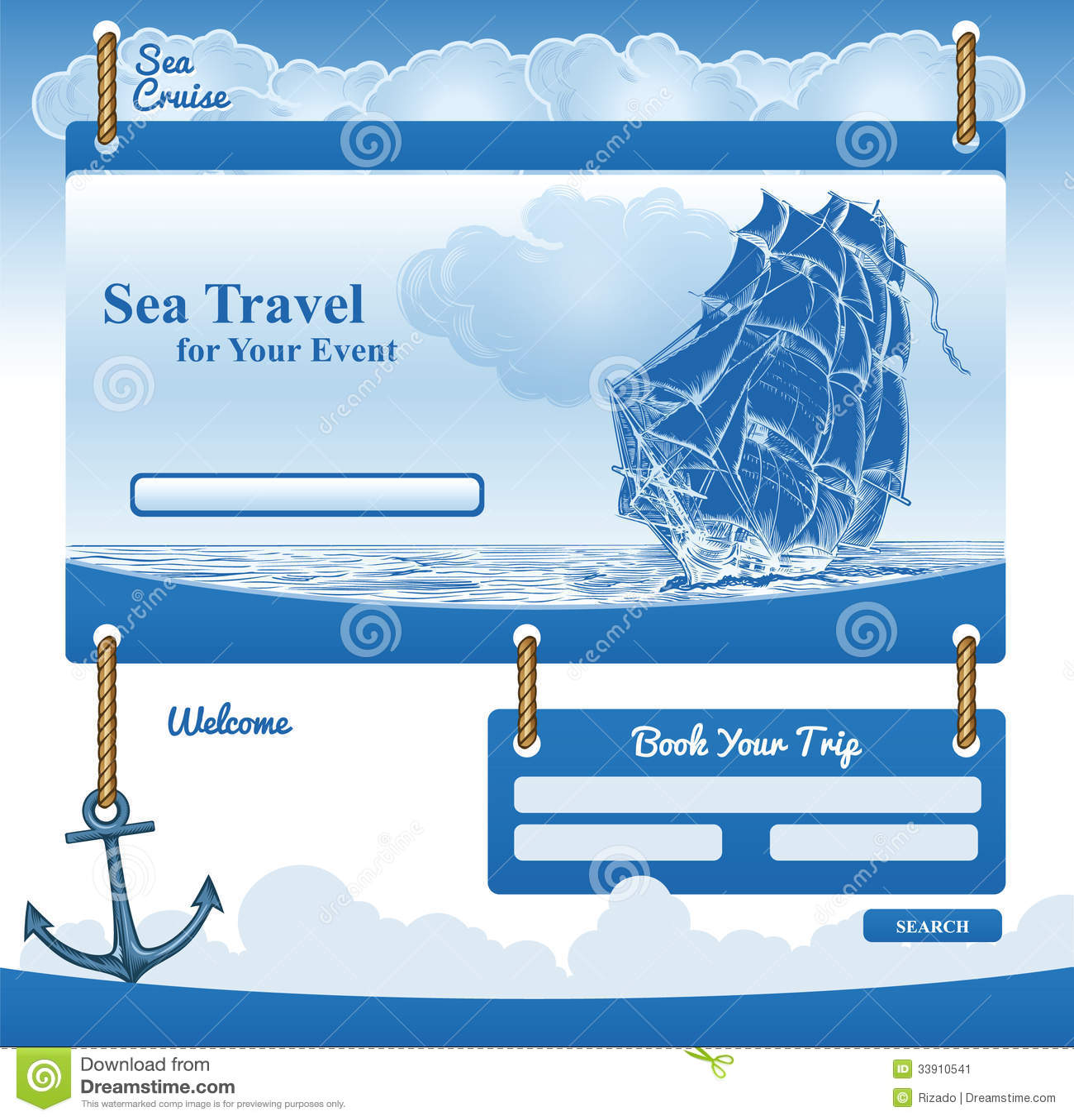 Under The Sea Invitation Template for awesome invitations ideas