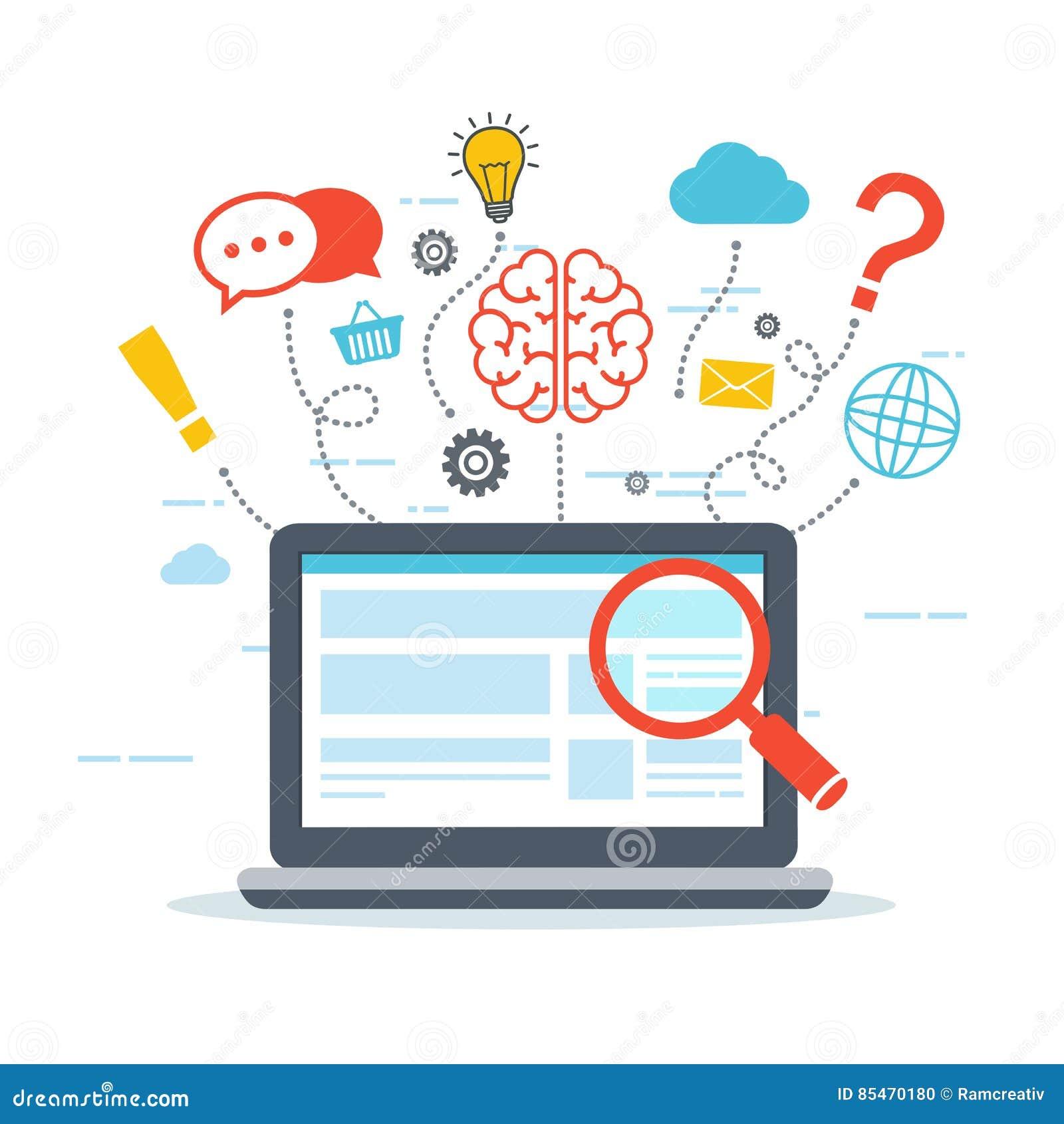 Webanalytics en Informatie Optimalisering SEO