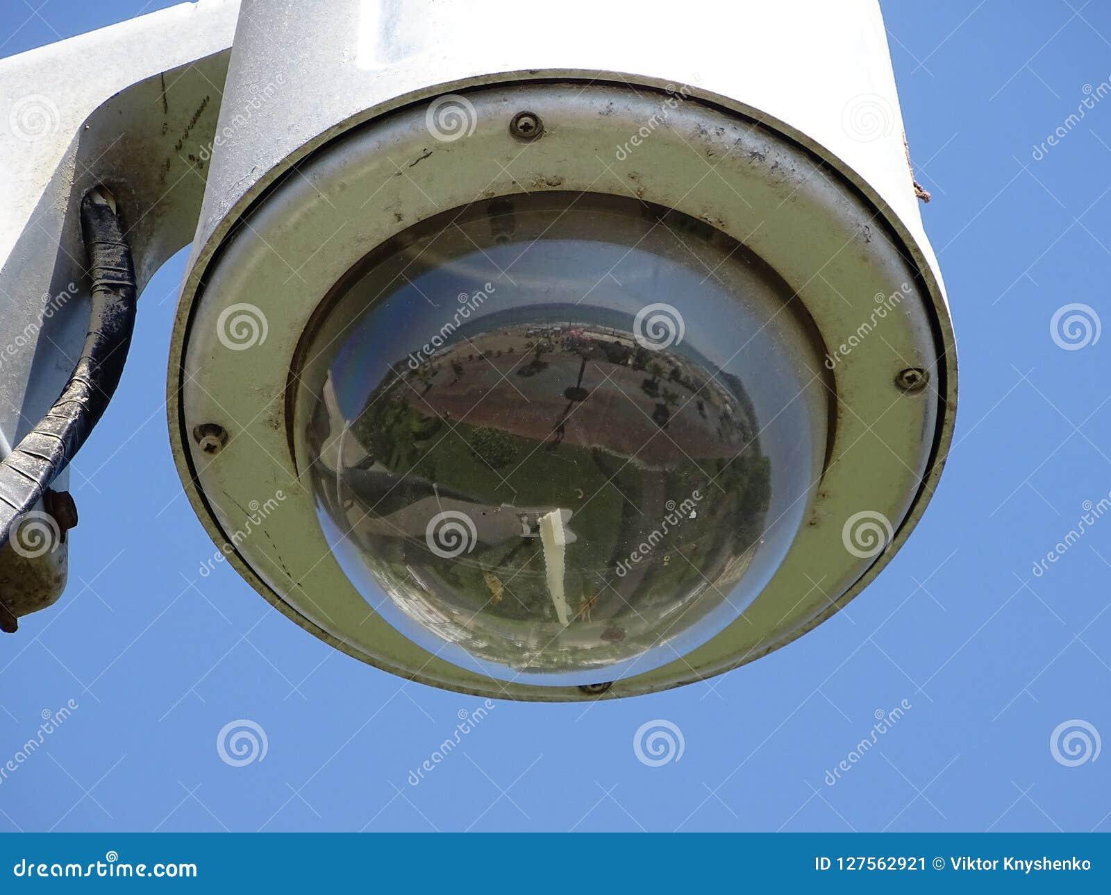 Webcam extérieur pour la sécurité