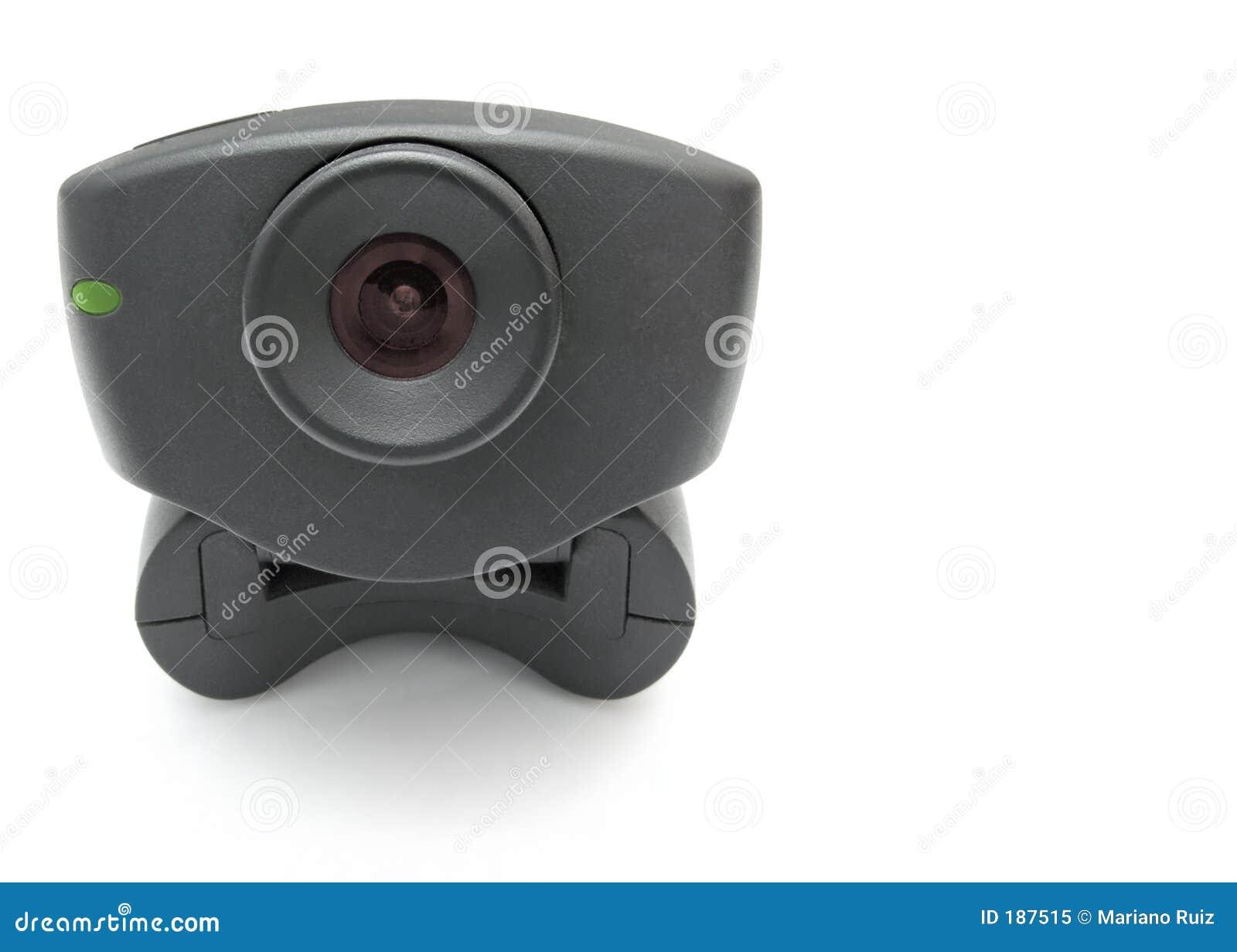 Webcam negro