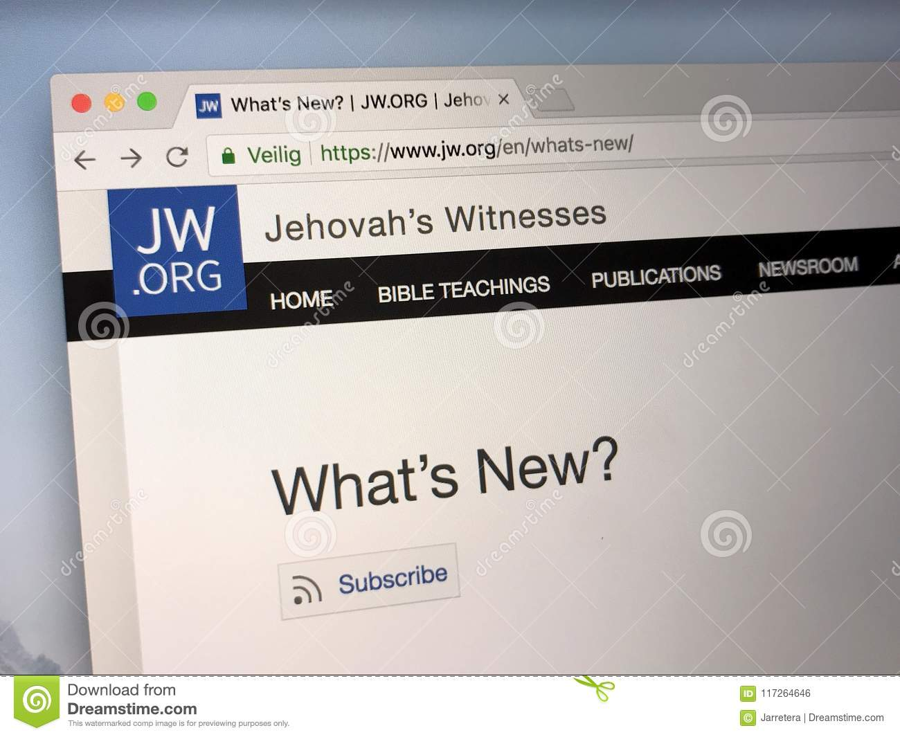 jehovah witness website