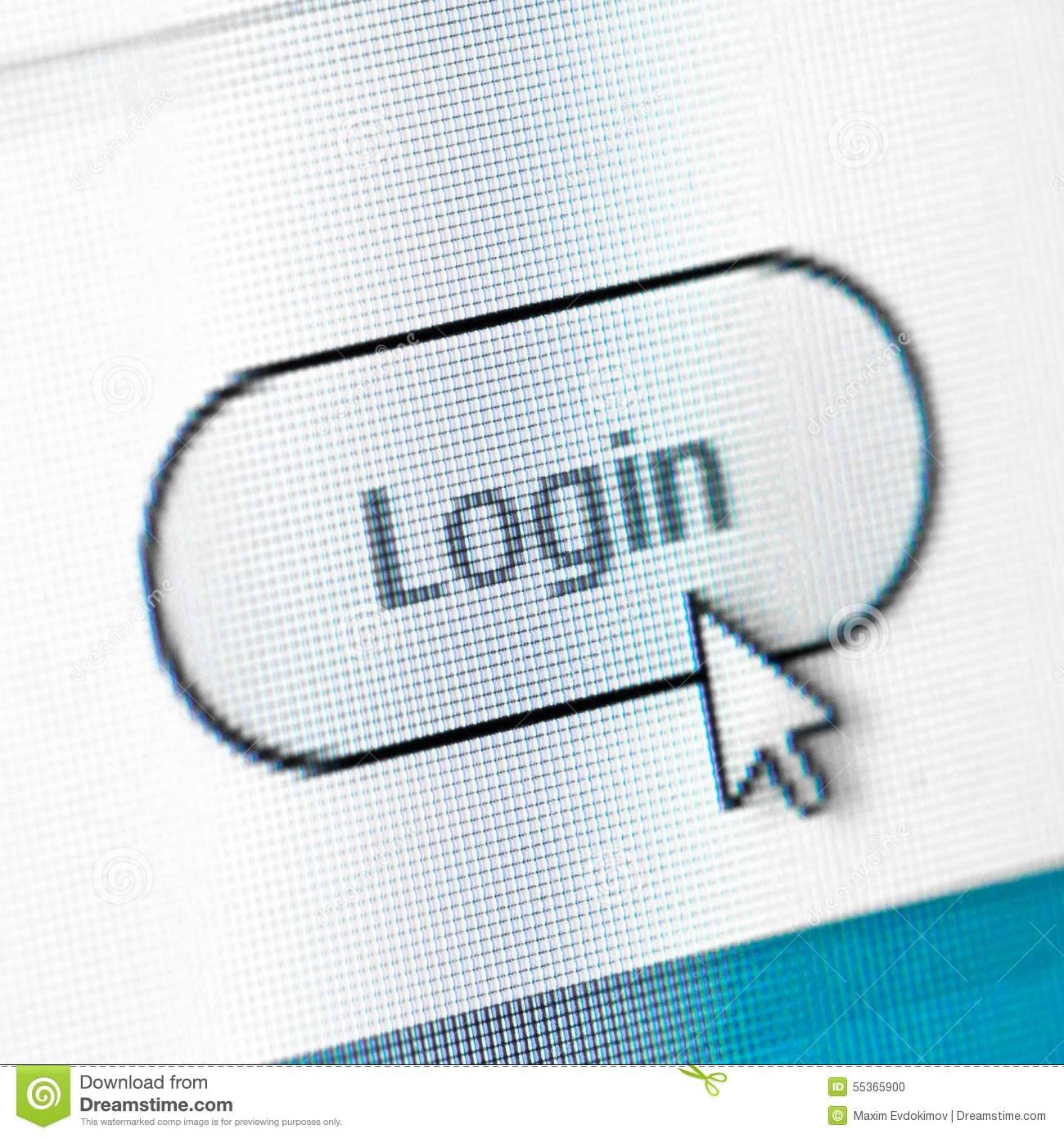 Login website screen stock images image 27209274 - Royalty Free Stock Photo Download Website Login Screen