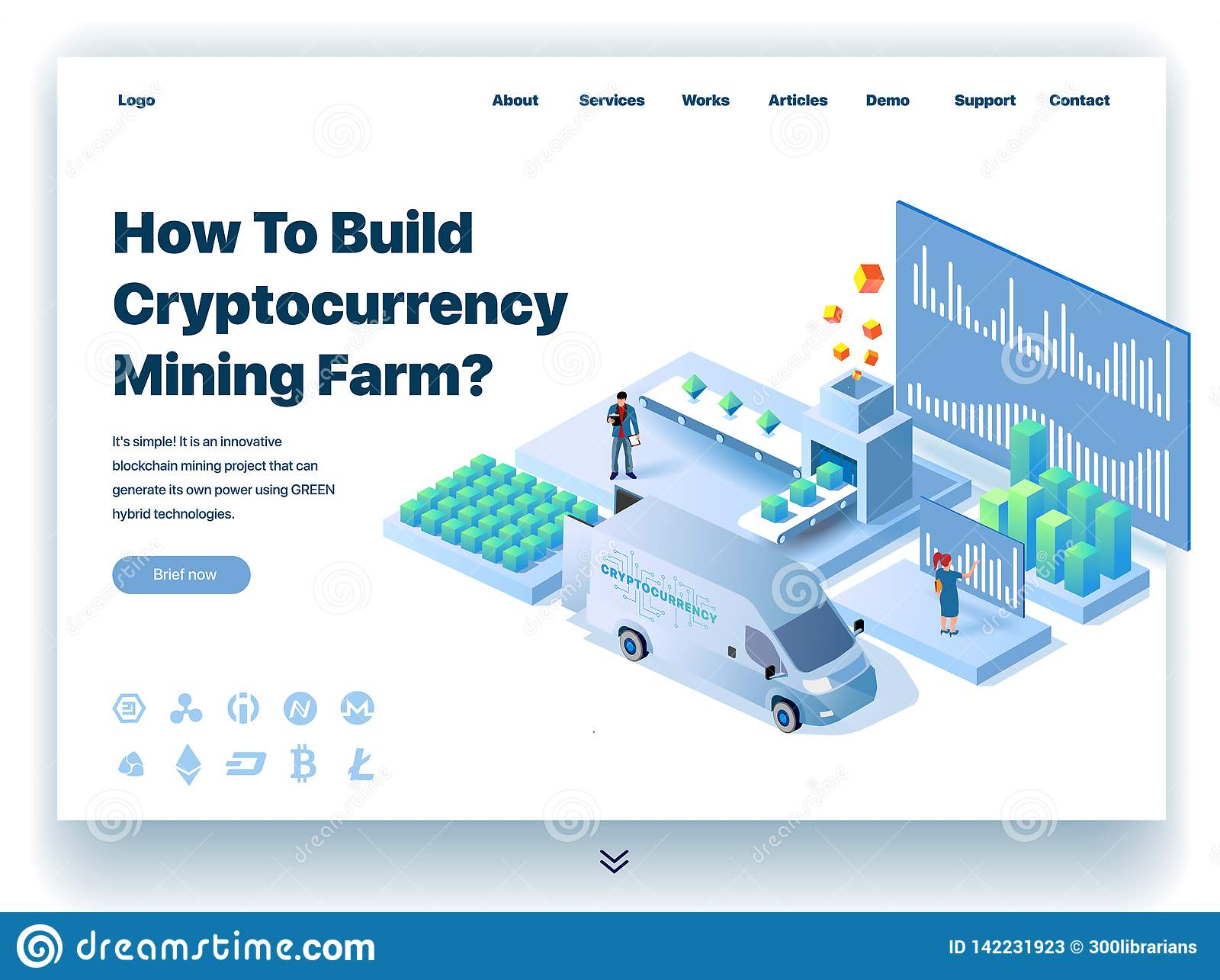 how to generate cryptocurrency