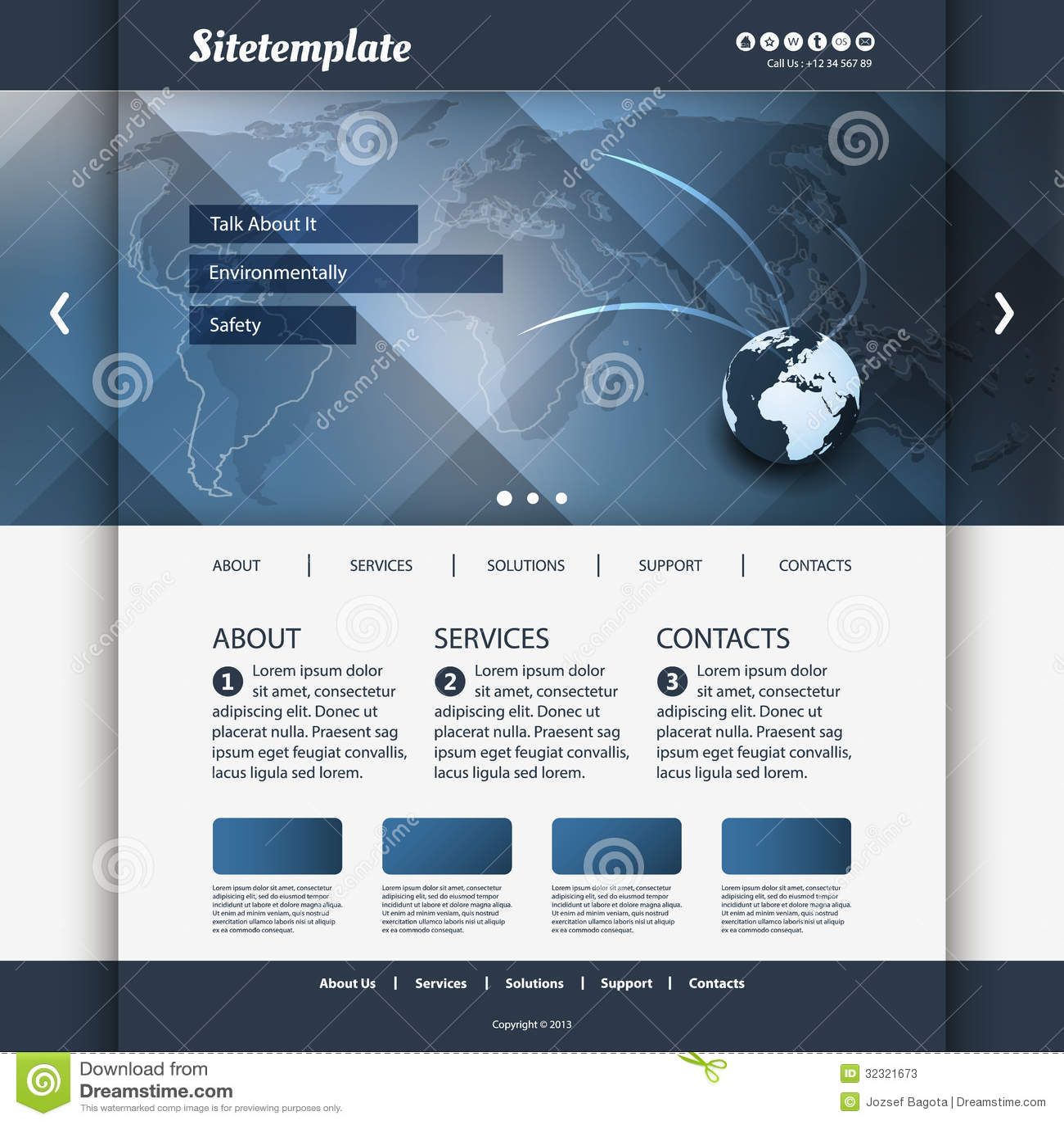 Ziemlich Moderne Website Design Vorlagen Fotos - Entry Level Resume ...