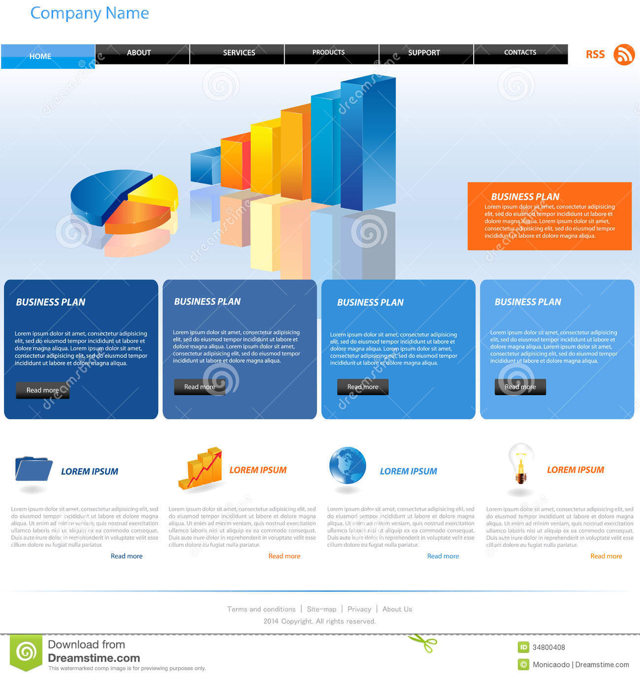 Web Design Website Vector Elements 5KrN4gZB