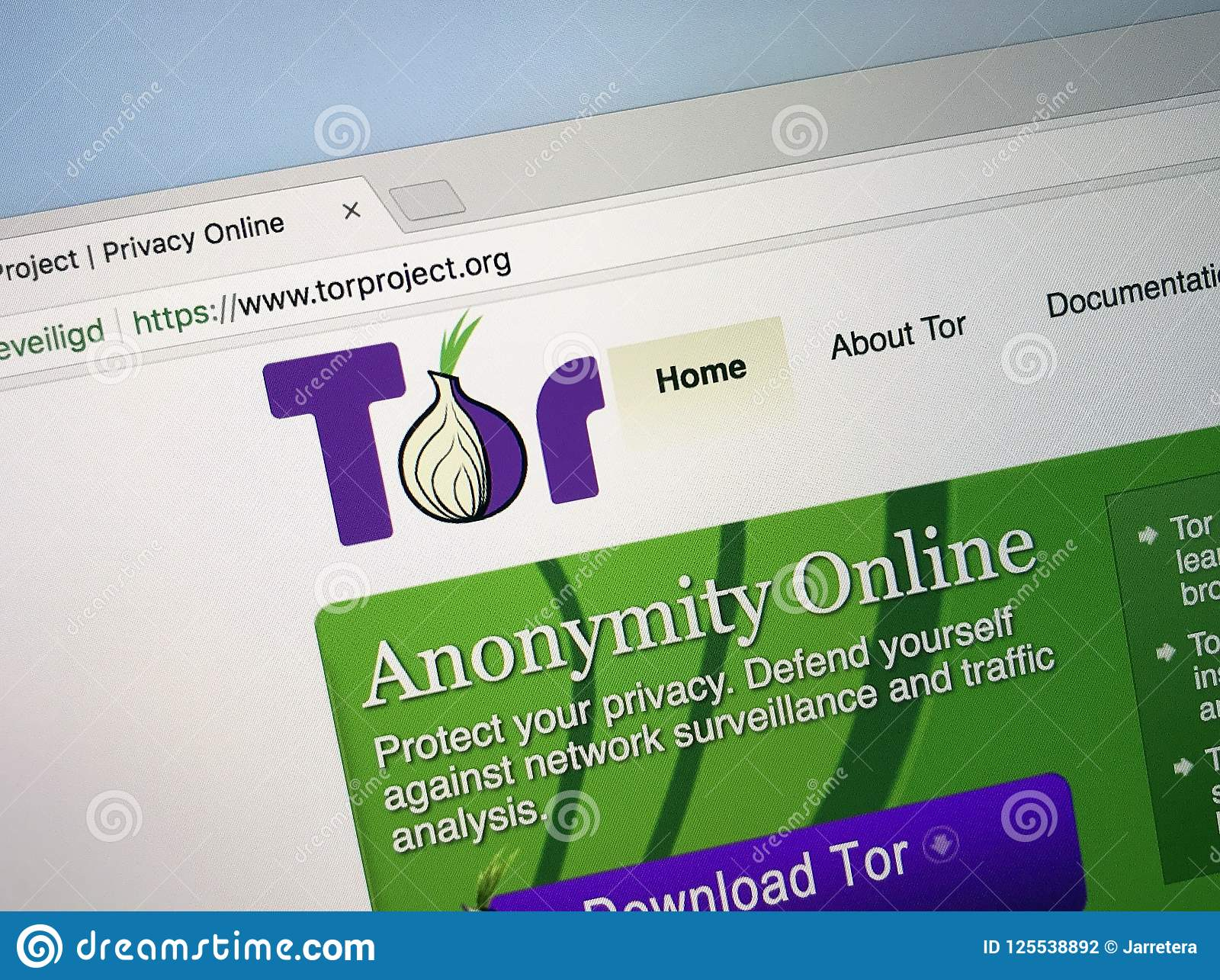 icon the onion router