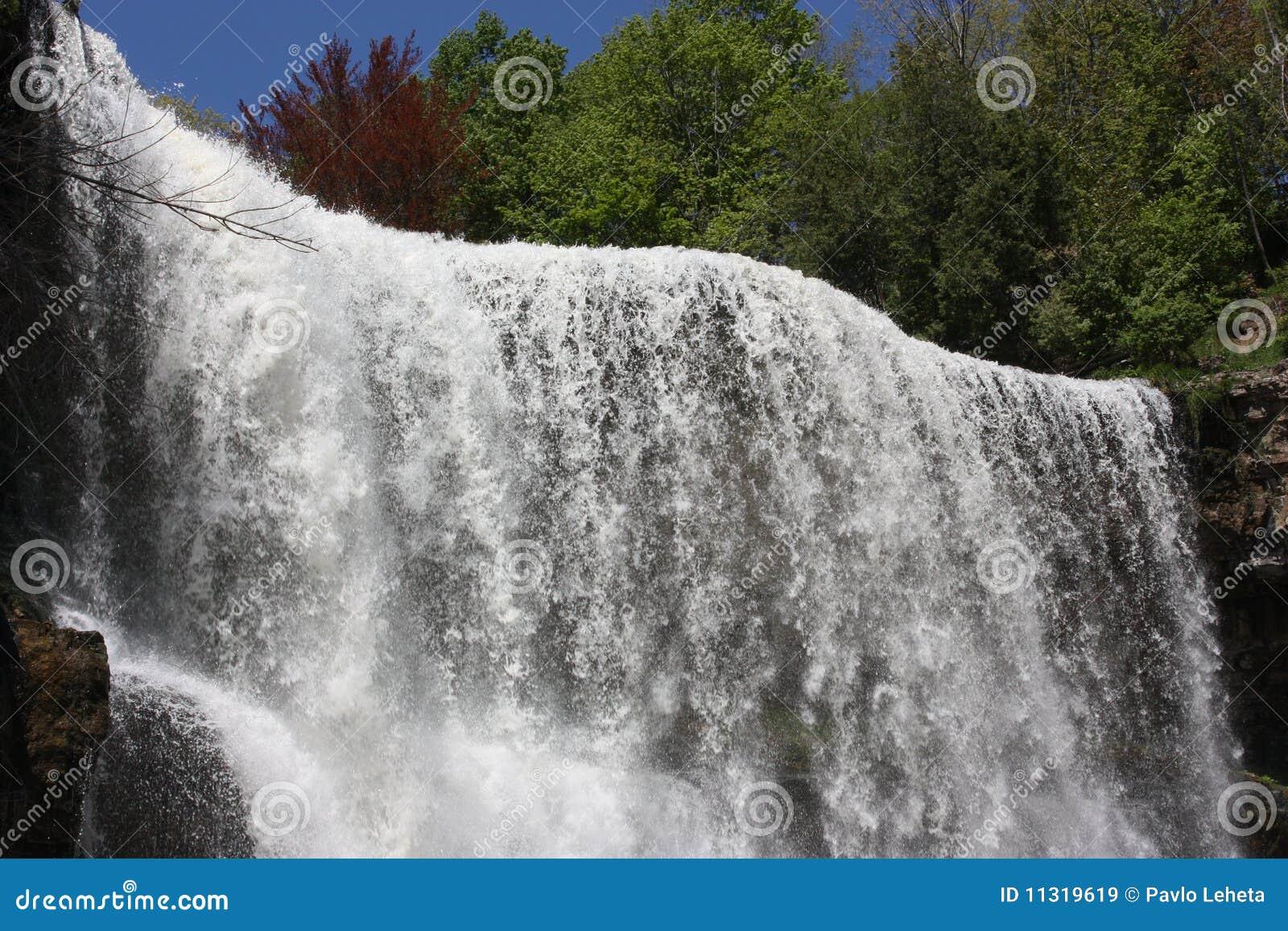 Websters Wasserfall