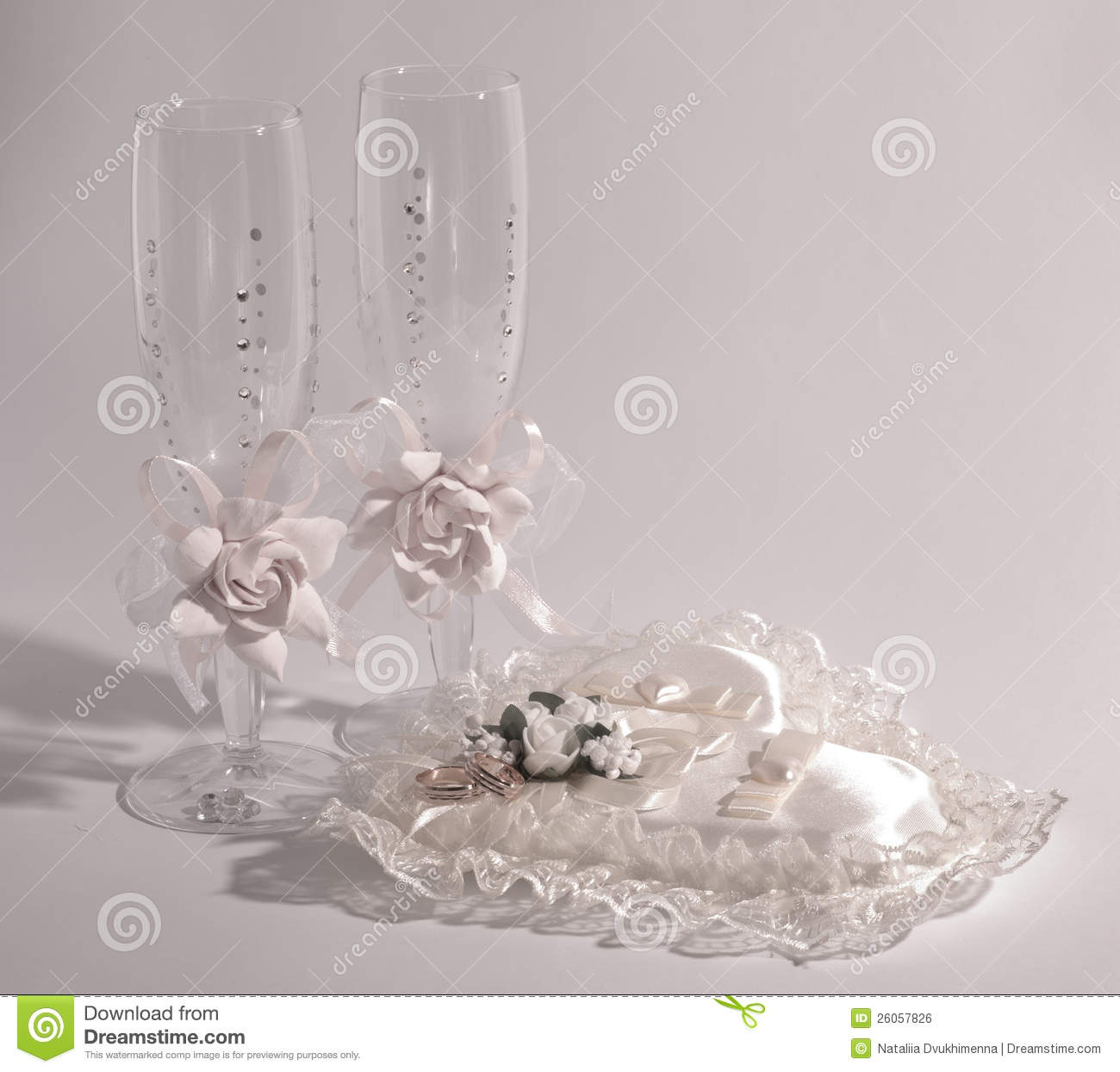 Wedding accessories stock photo image of background for Where to buy wedding accessories