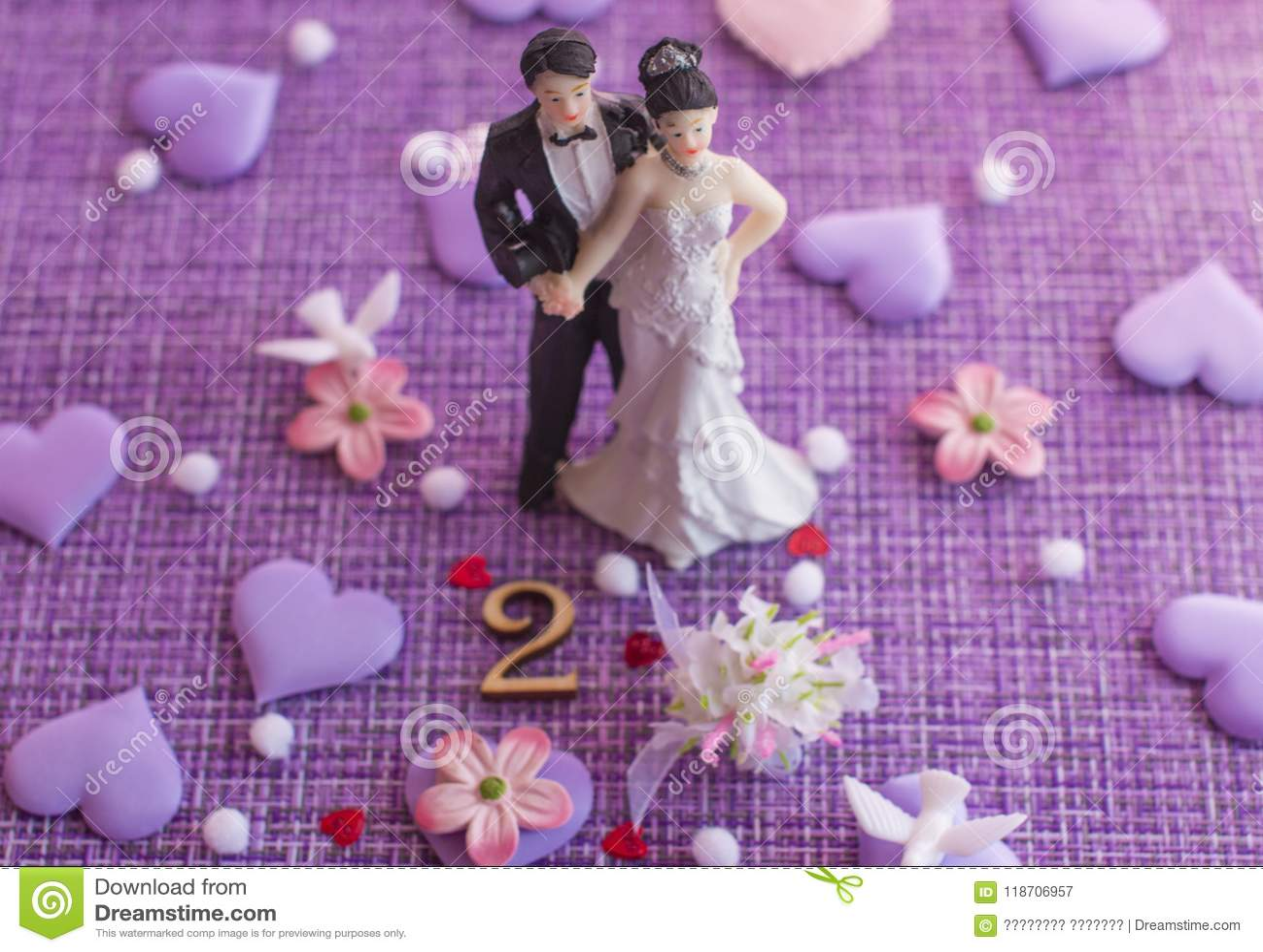 Wedding Anniversary Anniversary Stock Image Image Of Holiday