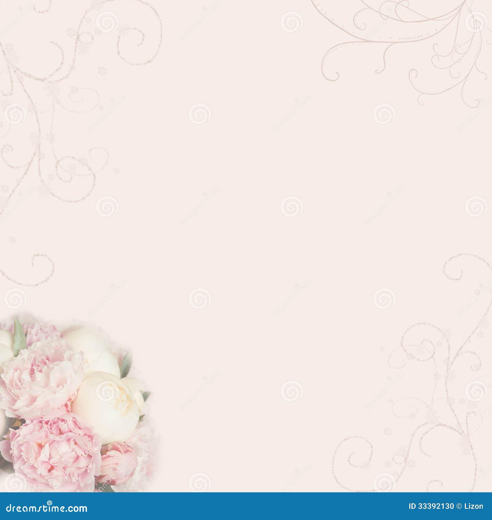 Wedding Background Stock Photo Image 33392130