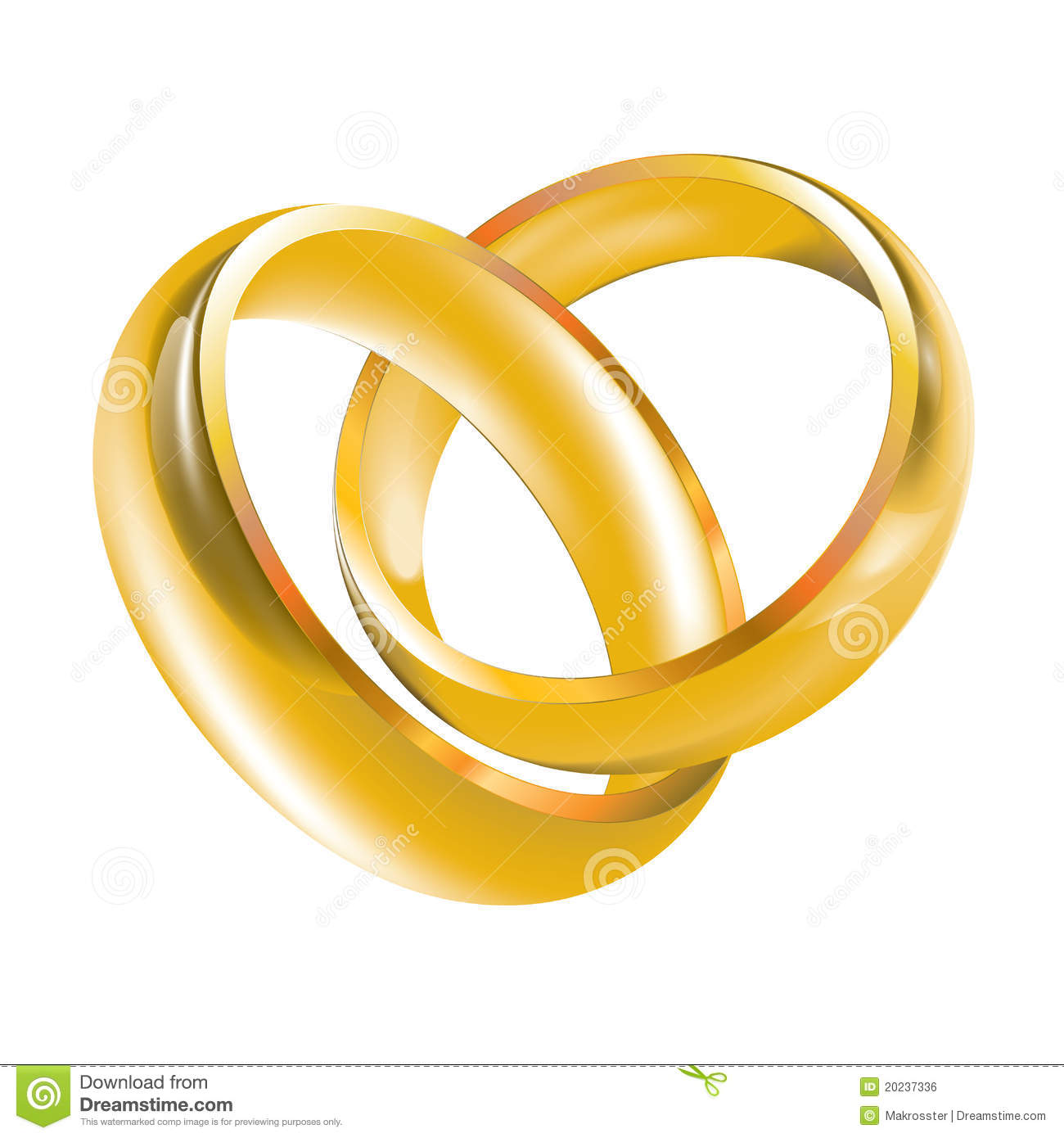 Wedding Bands Wedding Rings Stock Vector - Illustration of ...