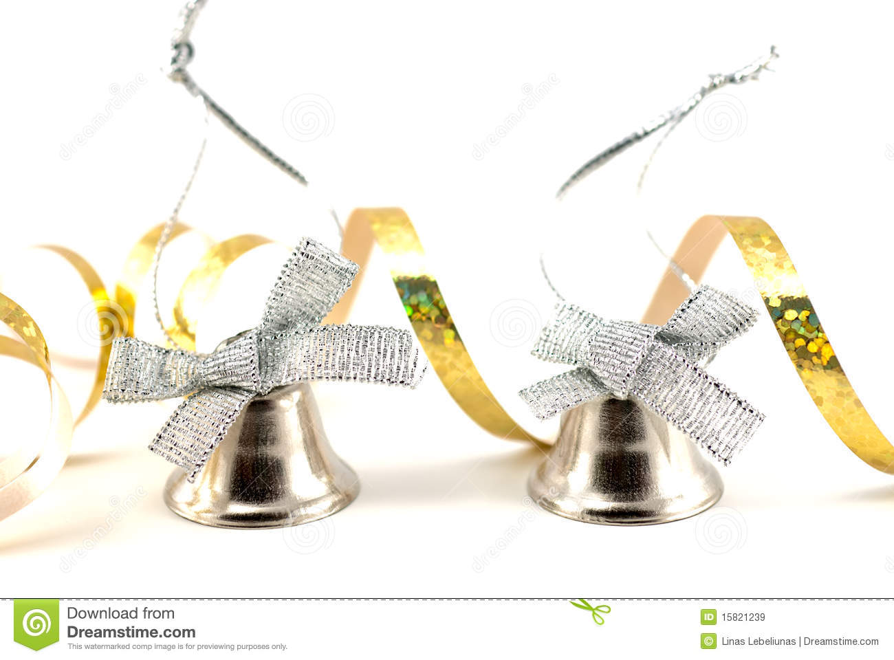 Wedding Bells Royalty Free Stock Images