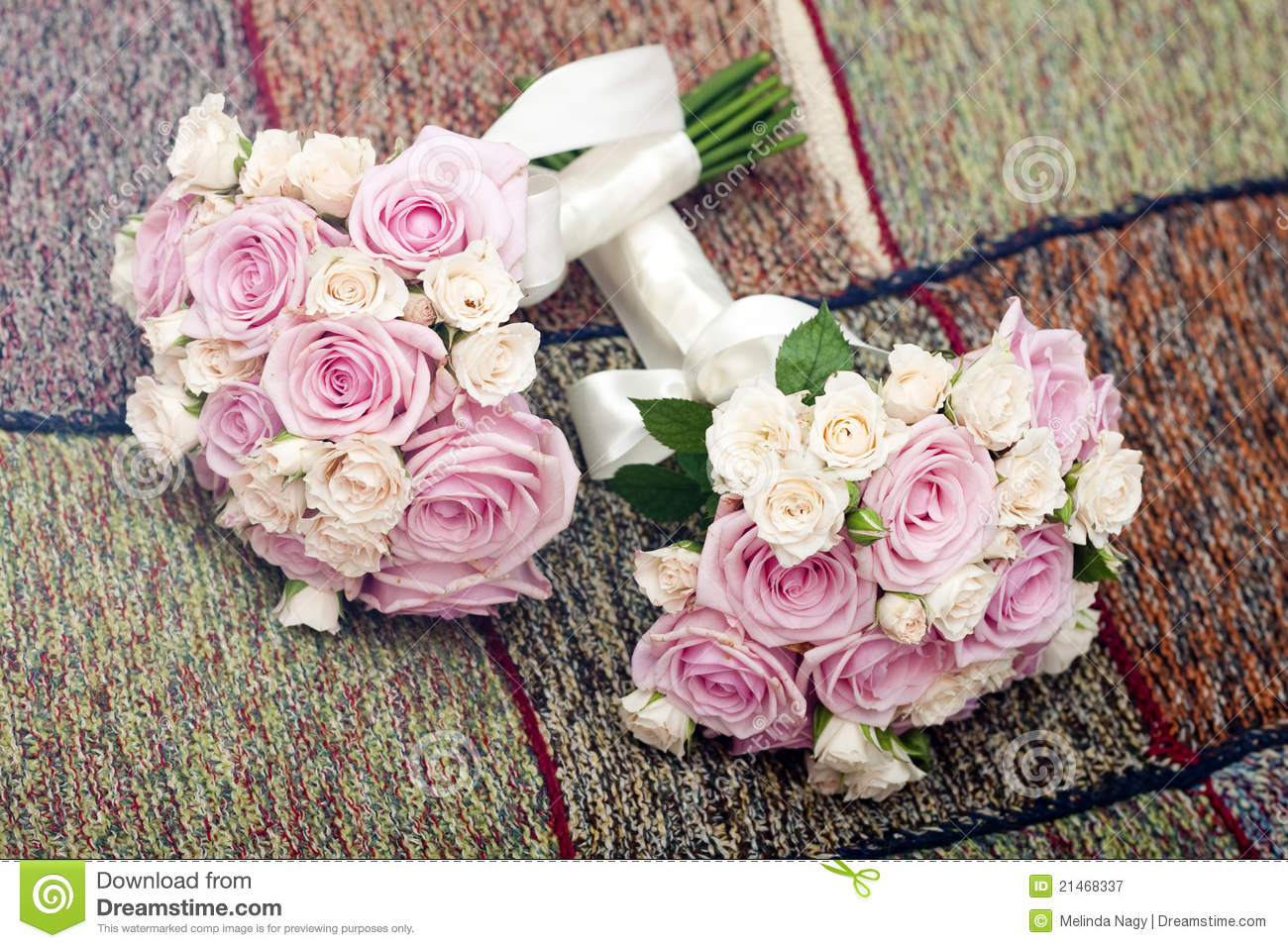 Wedding bouquet stock image. Image of floral, diamond - 21468337