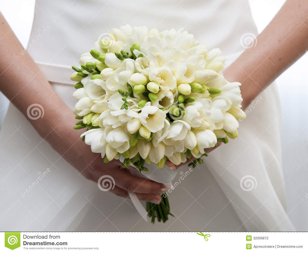 Brides Bouquet To Thank 33