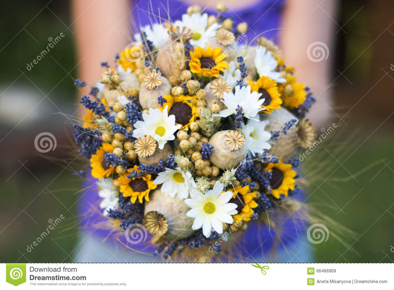 Wedding bouquet of dry flowers stock image image of adult florist wedding bouquet of dry flowers adult florist izmirmasajfo Images