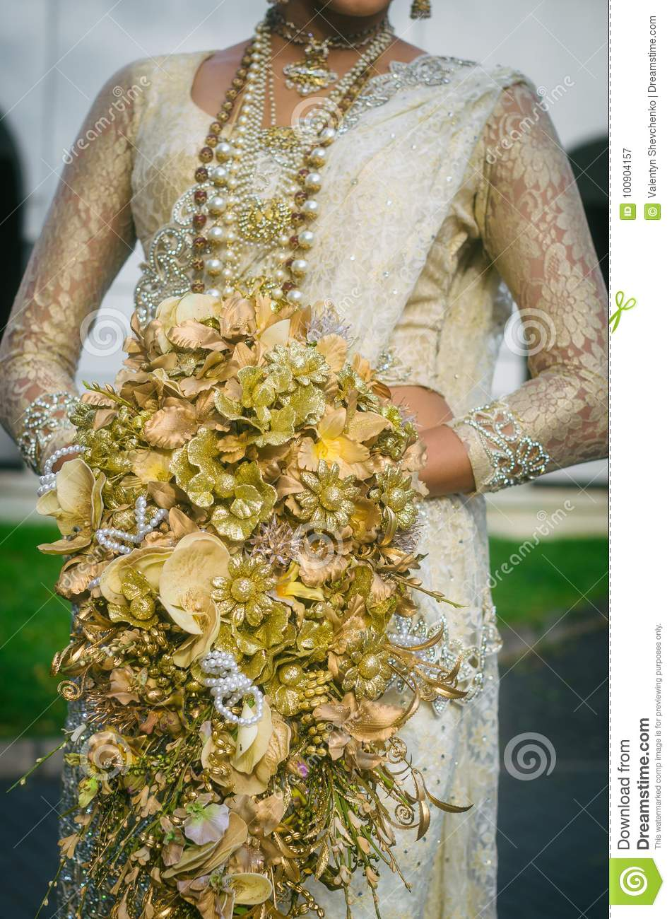Wedding bouquet in hands of stock image image of green decorated download wedding bouquet in hands of stock image image of green decorated 100904157 izmirmasajfo