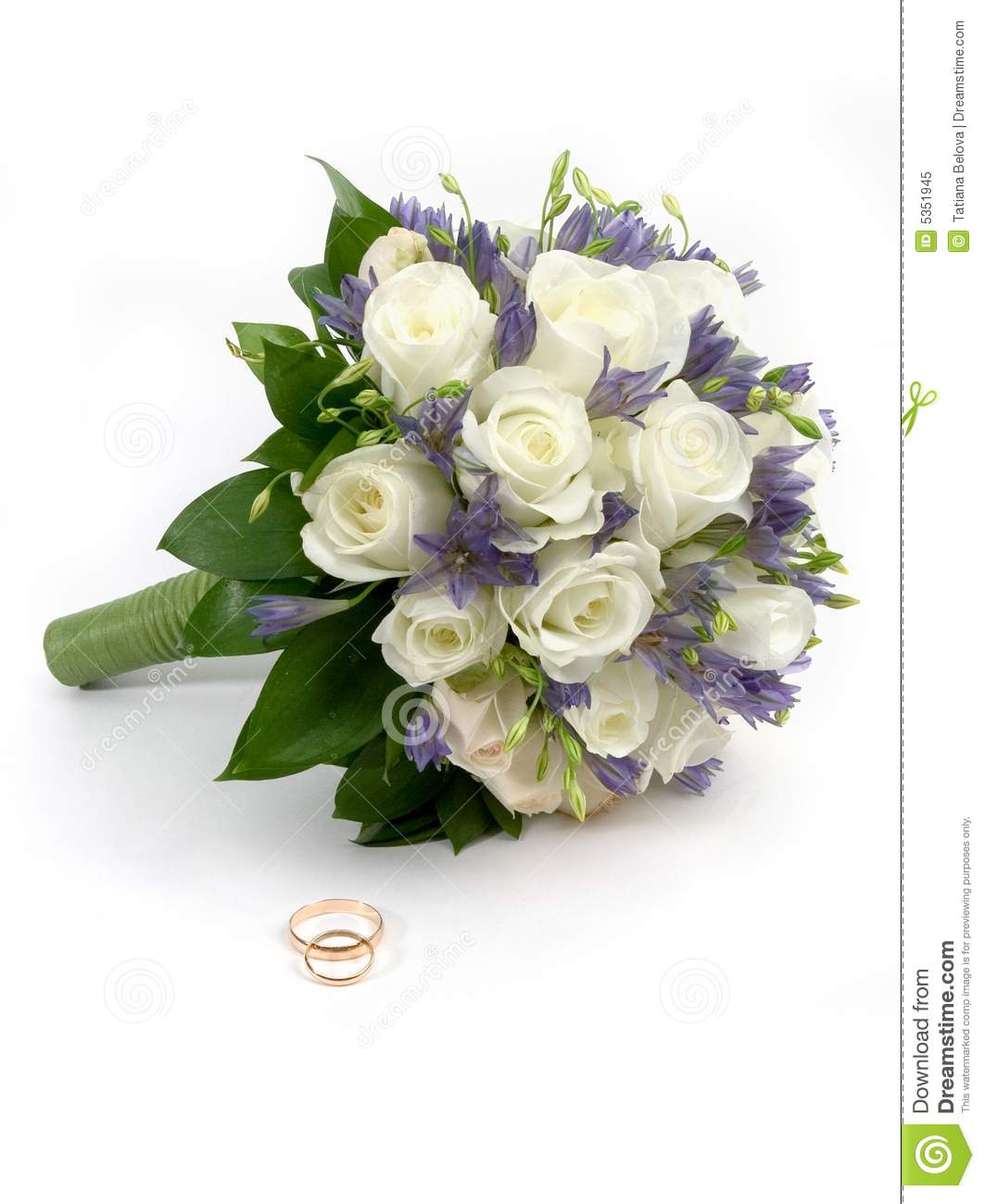 royalty free stock photo wedding bouquet rings image wedding bouquet Wedding bouquet and rings