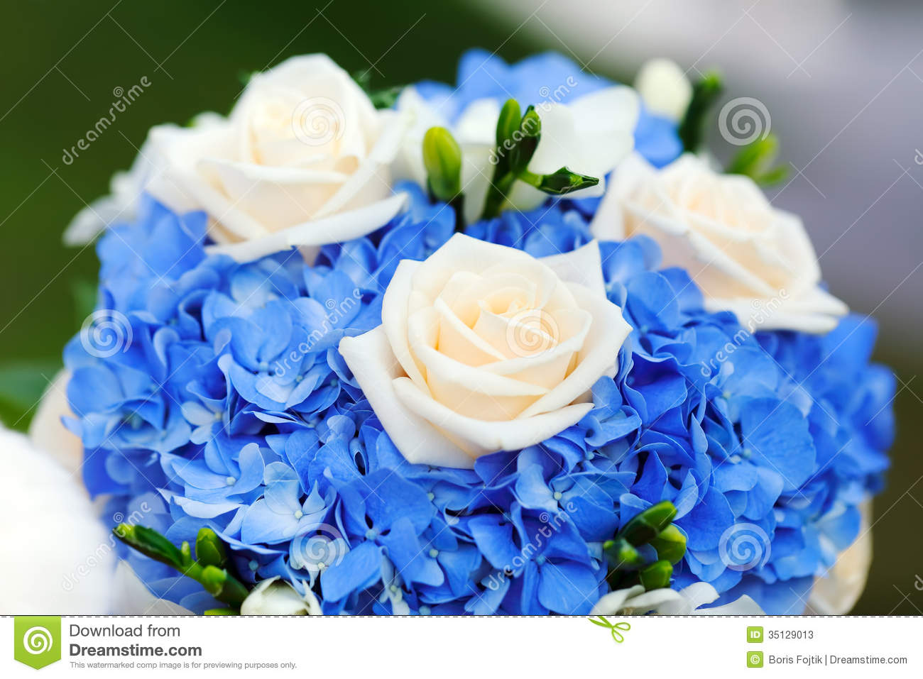 Wedding Bouquet Stock Image Image Of Lovers Detail 35129013