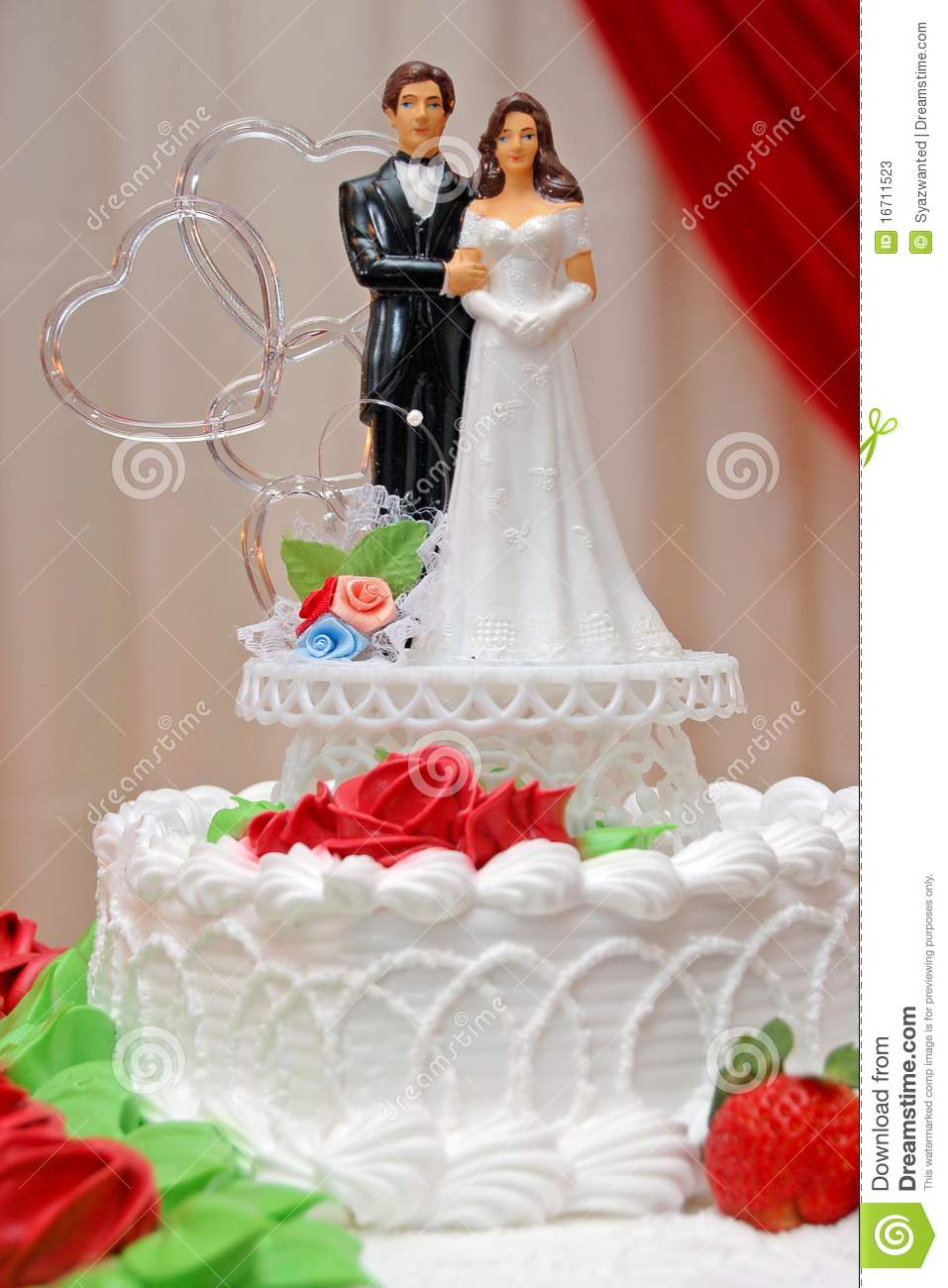 Cake Images For Marriage : Wedding cake stock image. Image of cake, white, engagement ...