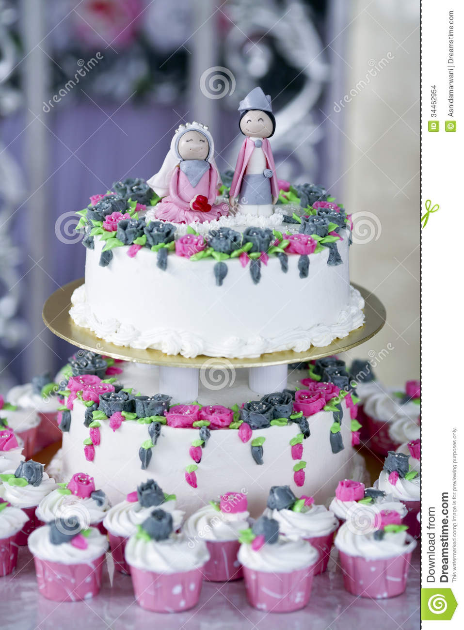 Wedding Cake Stock Photo Image Of Cake Bakery Love