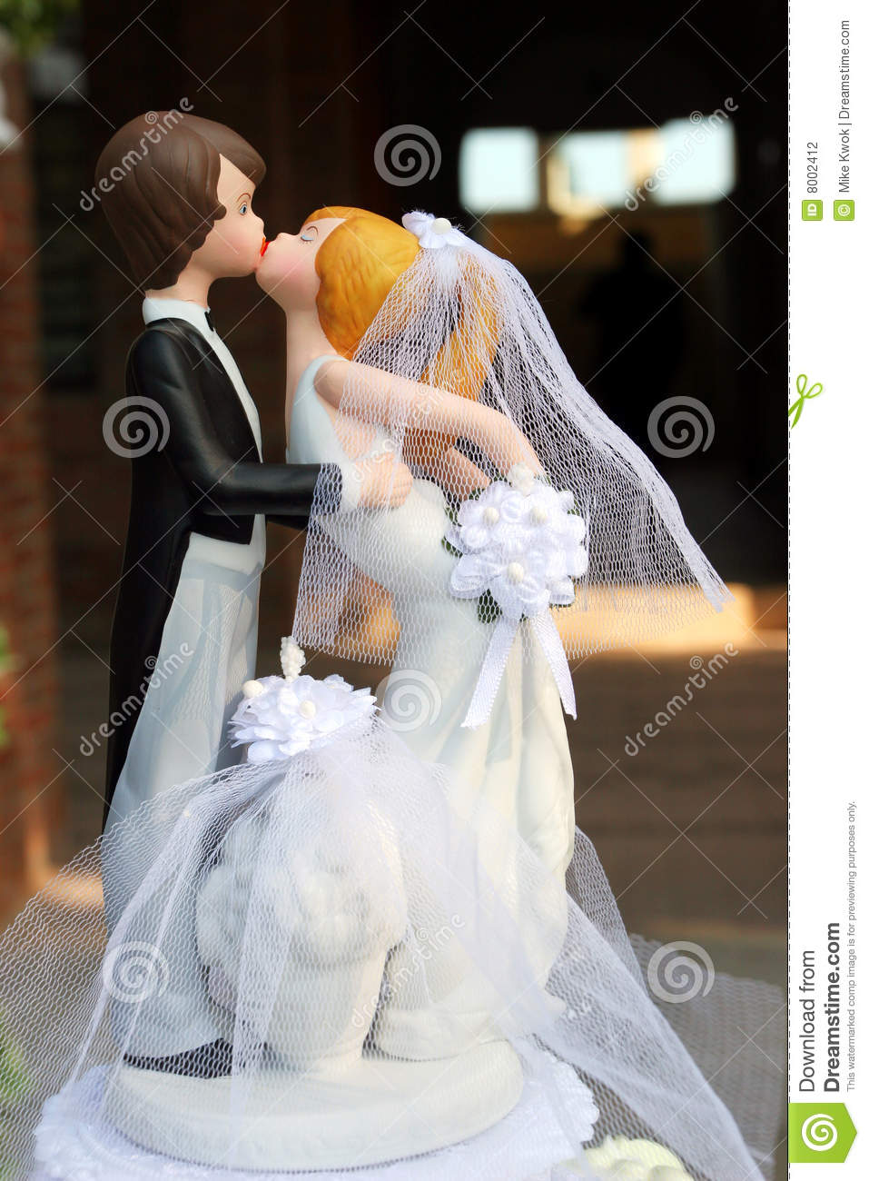Wedding Cake Dolls Stock Photo Image Of Marriage Dolls