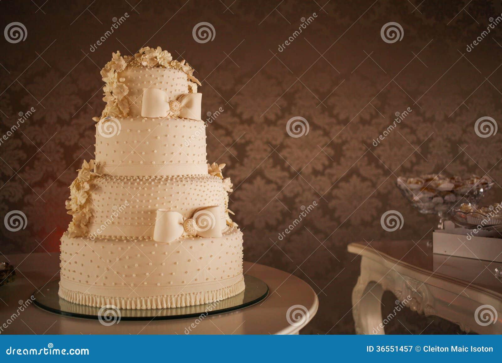 Wedding Cake Royalty Free Stock graphy Image