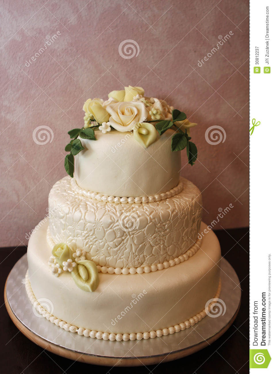 Wedding Cake Royalty Free Stock Photography Image 30812237