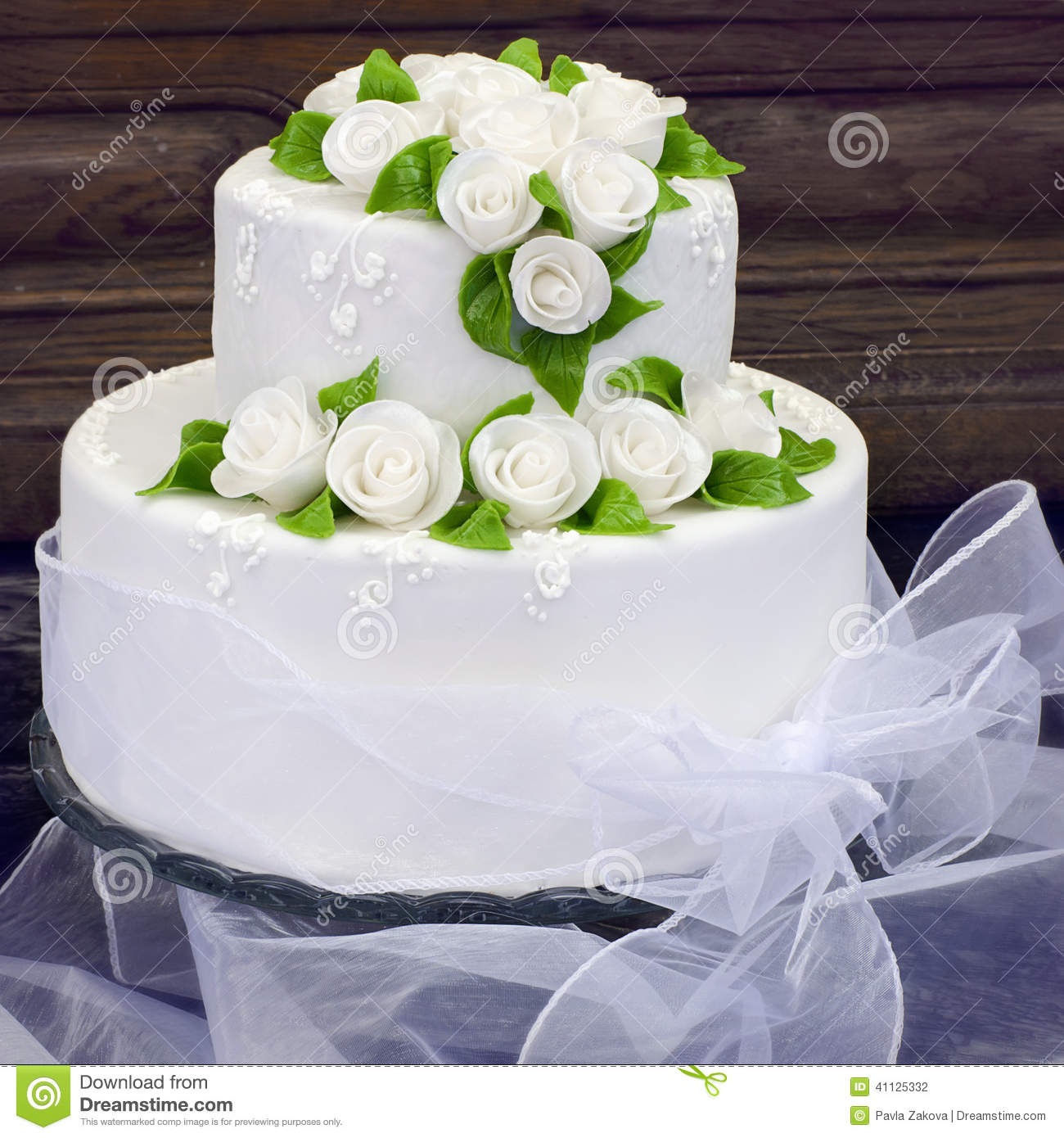 how to make icing roses for wedding cakes wedding cake stock photo image 41125332 15965