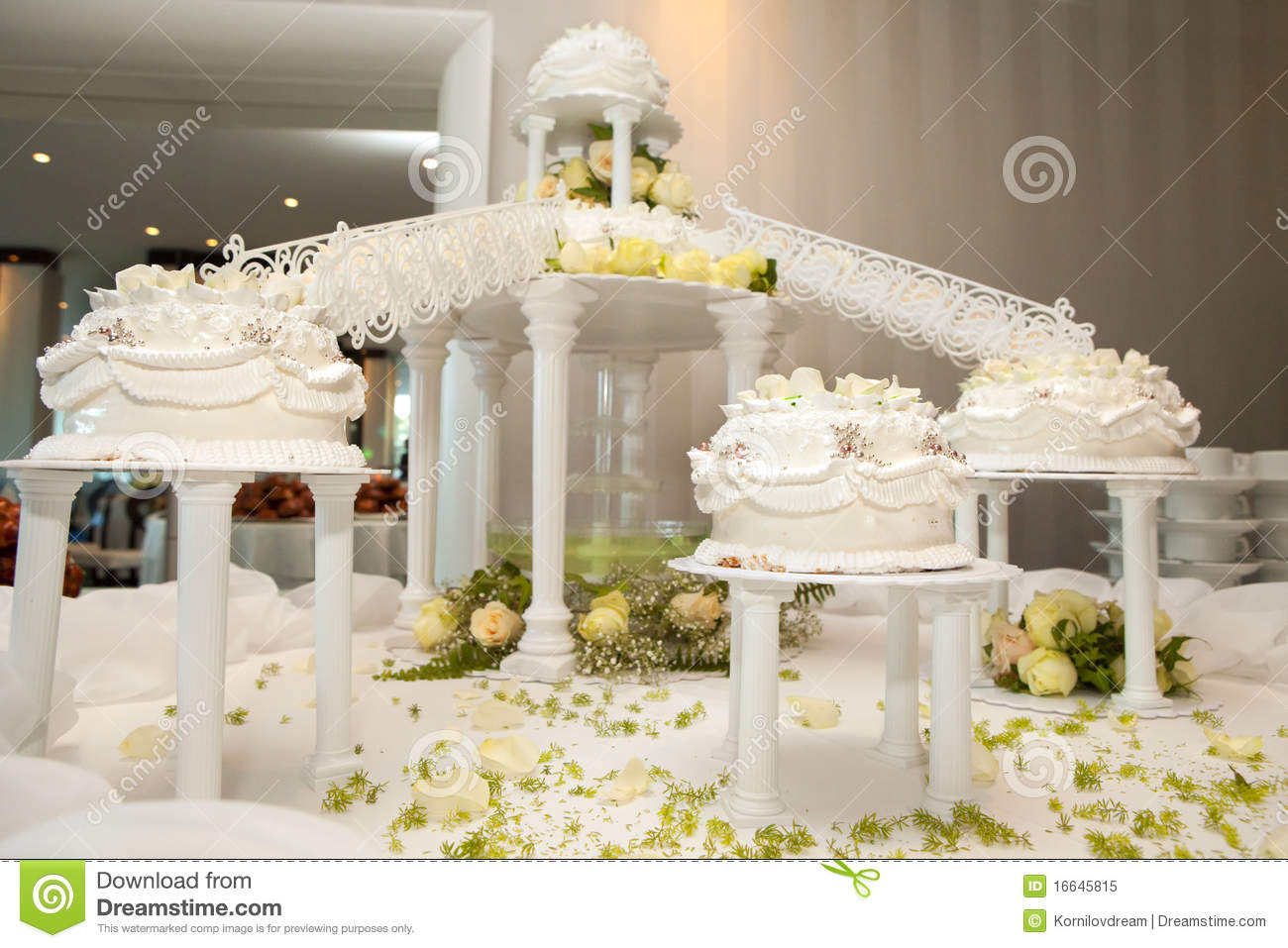 El Dorado Wedding Cakes