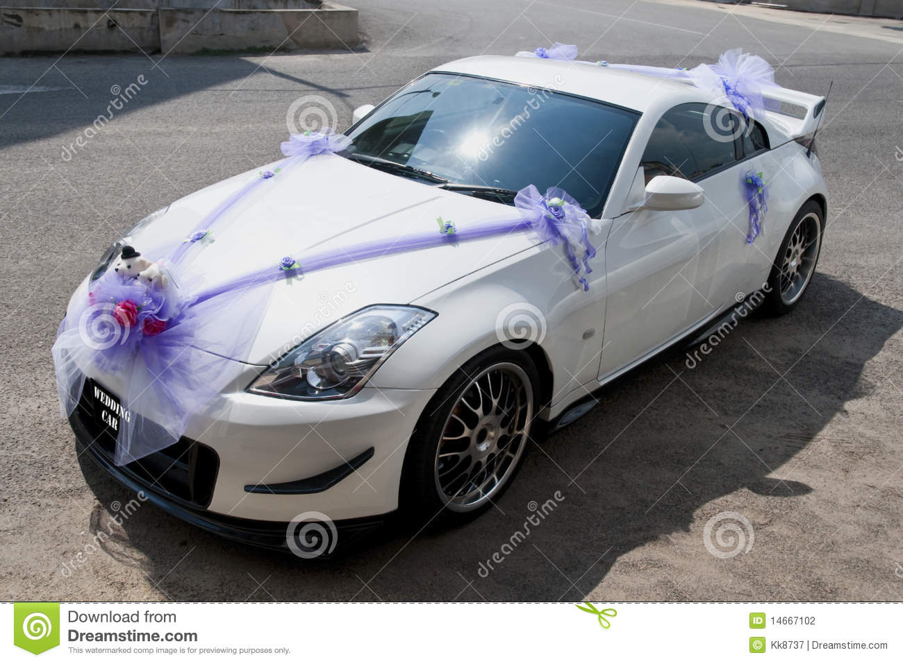 Wedding Car Decorate Wedding Car Decoration Stock Photos Images Pictures 2816 Images
