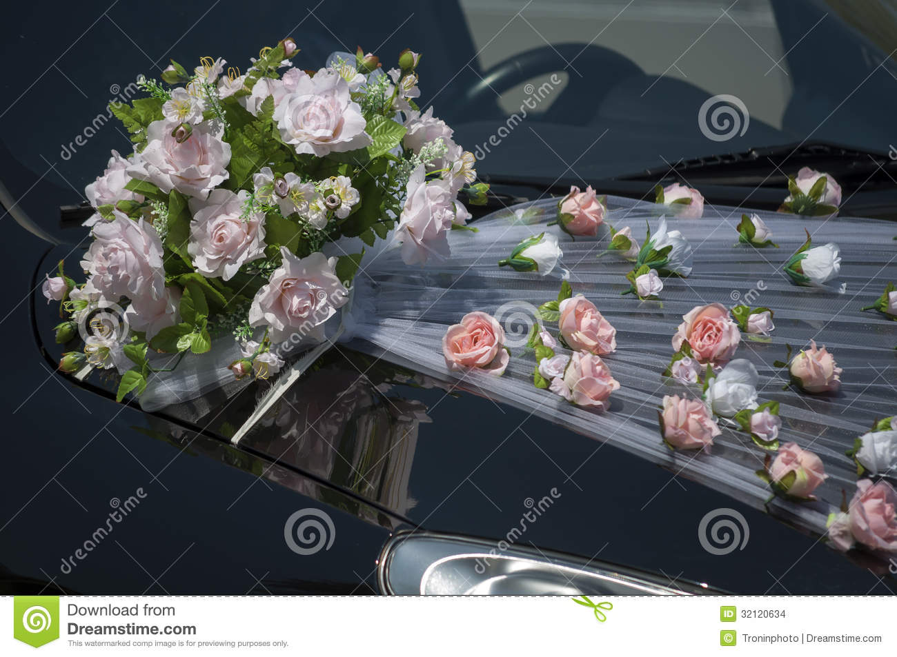 Wedding Car Decoration Stock Images Download 3 387 Royalty Free Photos